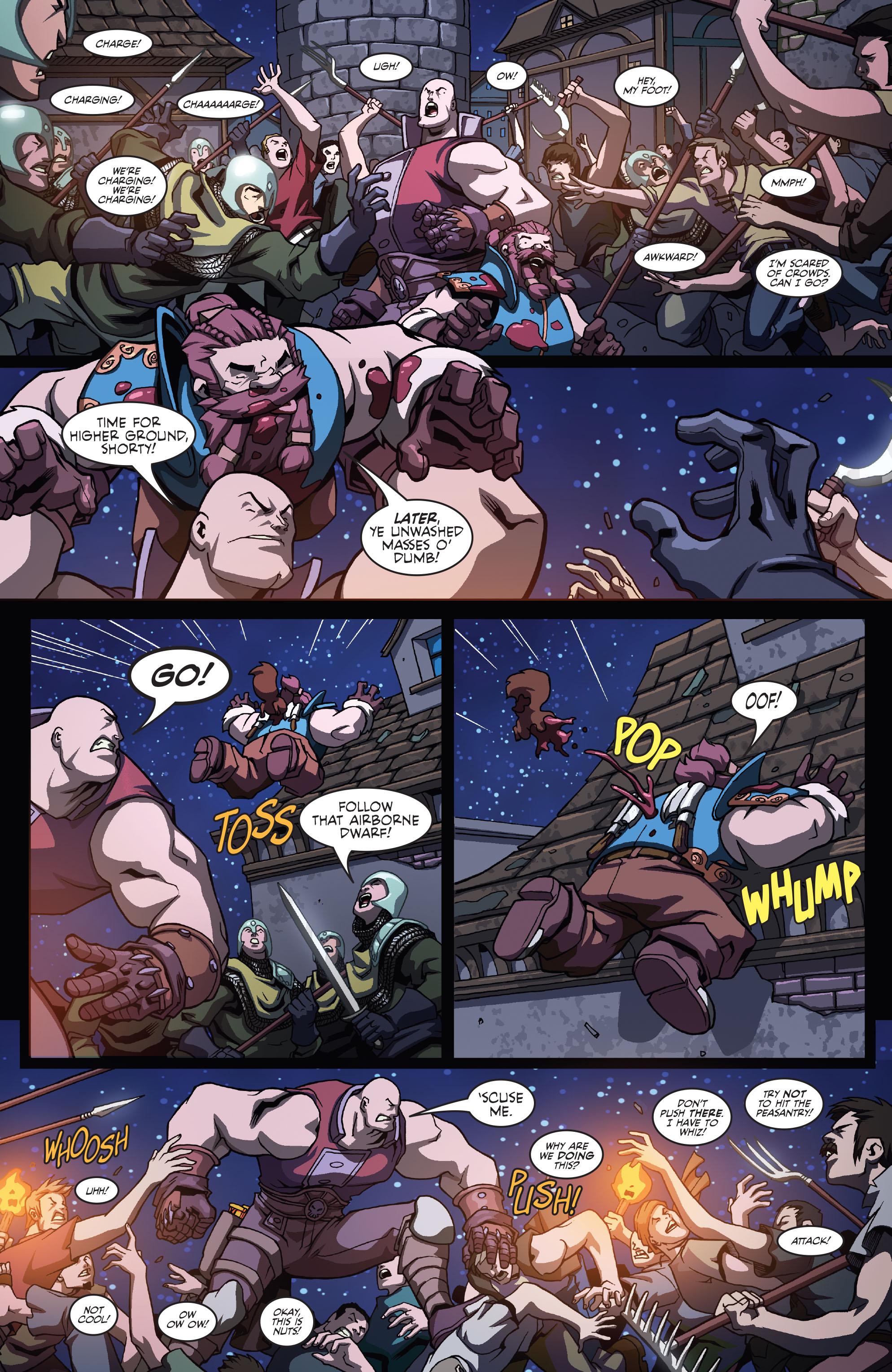 Read online Skullkickers comic -  Issue #10 - 17