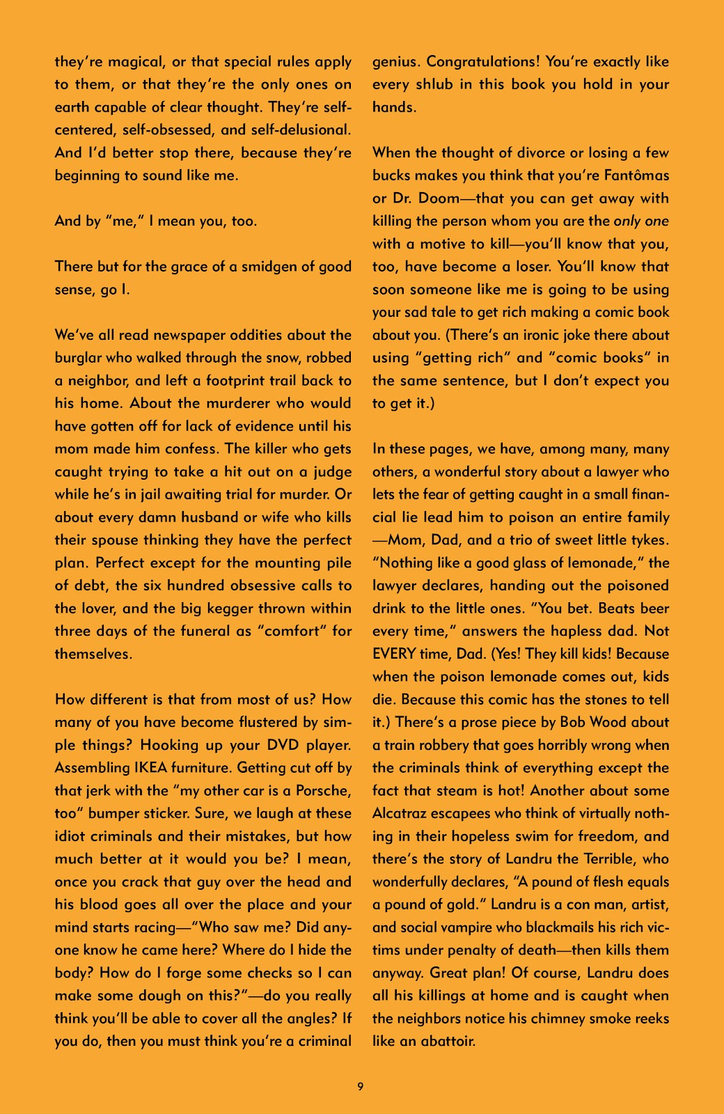 Read online Crime Does Not Pay Archives comic -  Issue # TPB 4 (Part 1) - 9