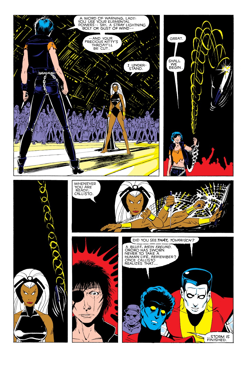 Uncanny X-Men (1963) issue 170 - Page 18