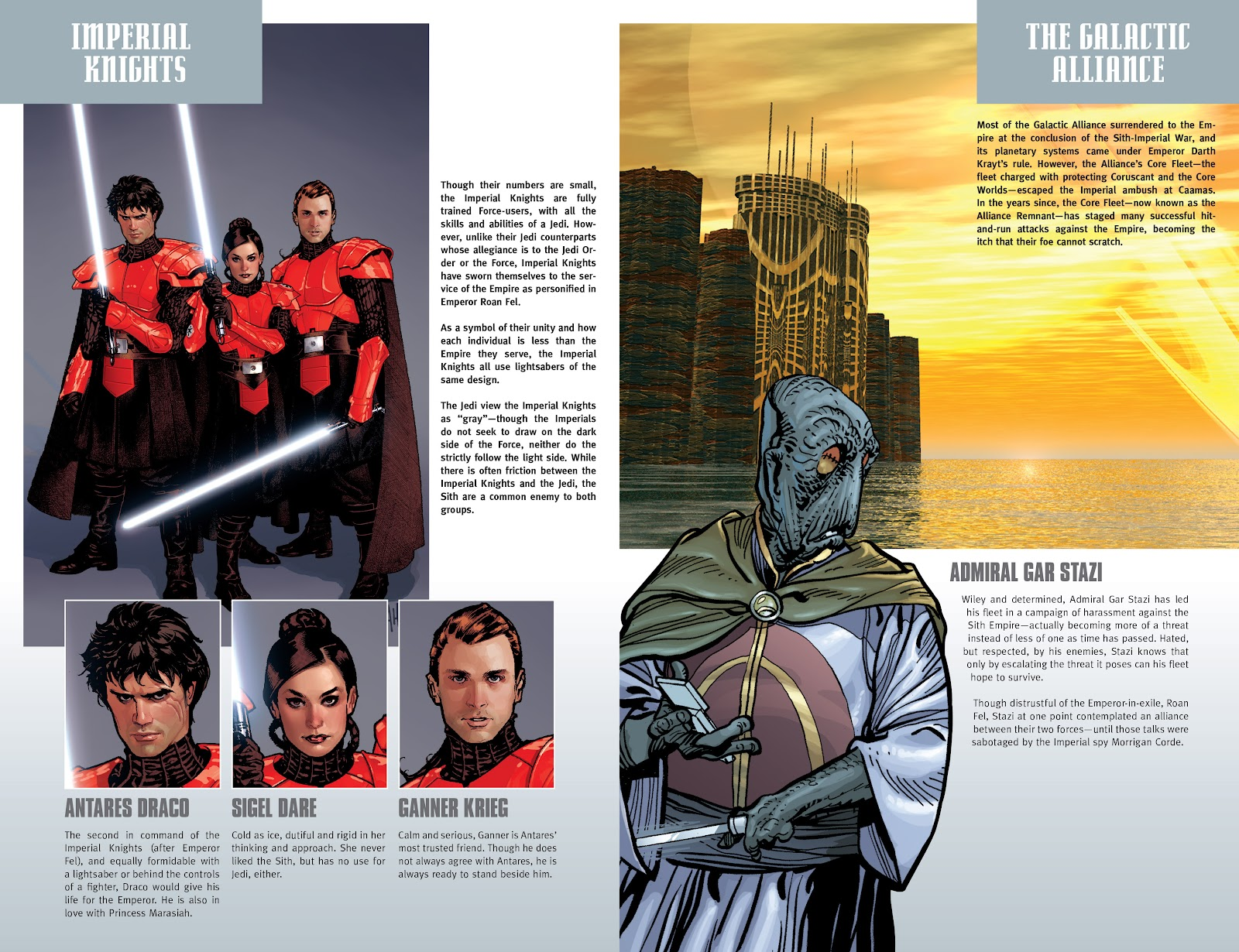 Read online Star Wars Legends: Legacy - Epic Collection comic -  Issue # TPB 2 (Part 5) - 45