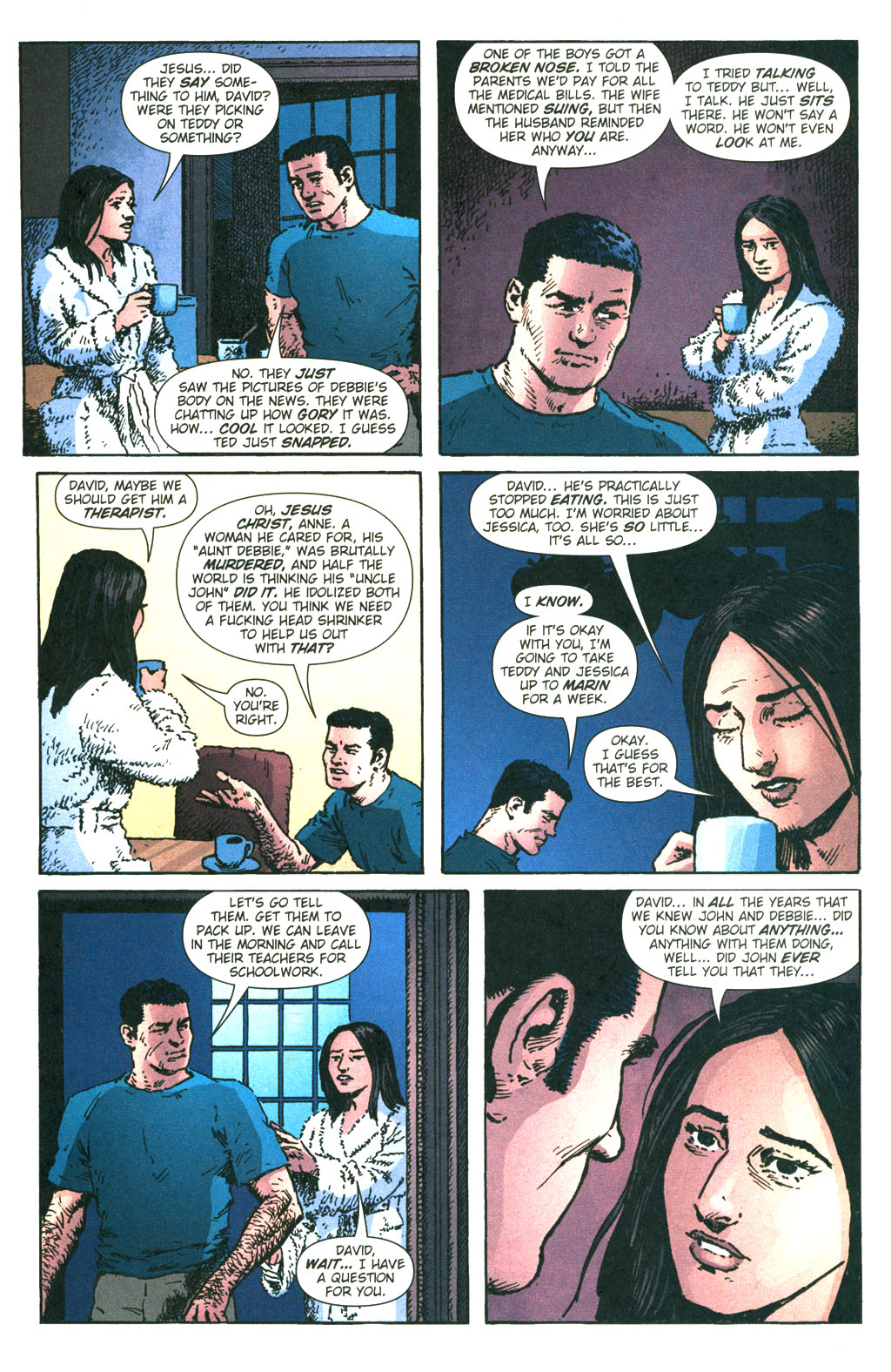 Read online Caper comic -  Issue #7 - 16
