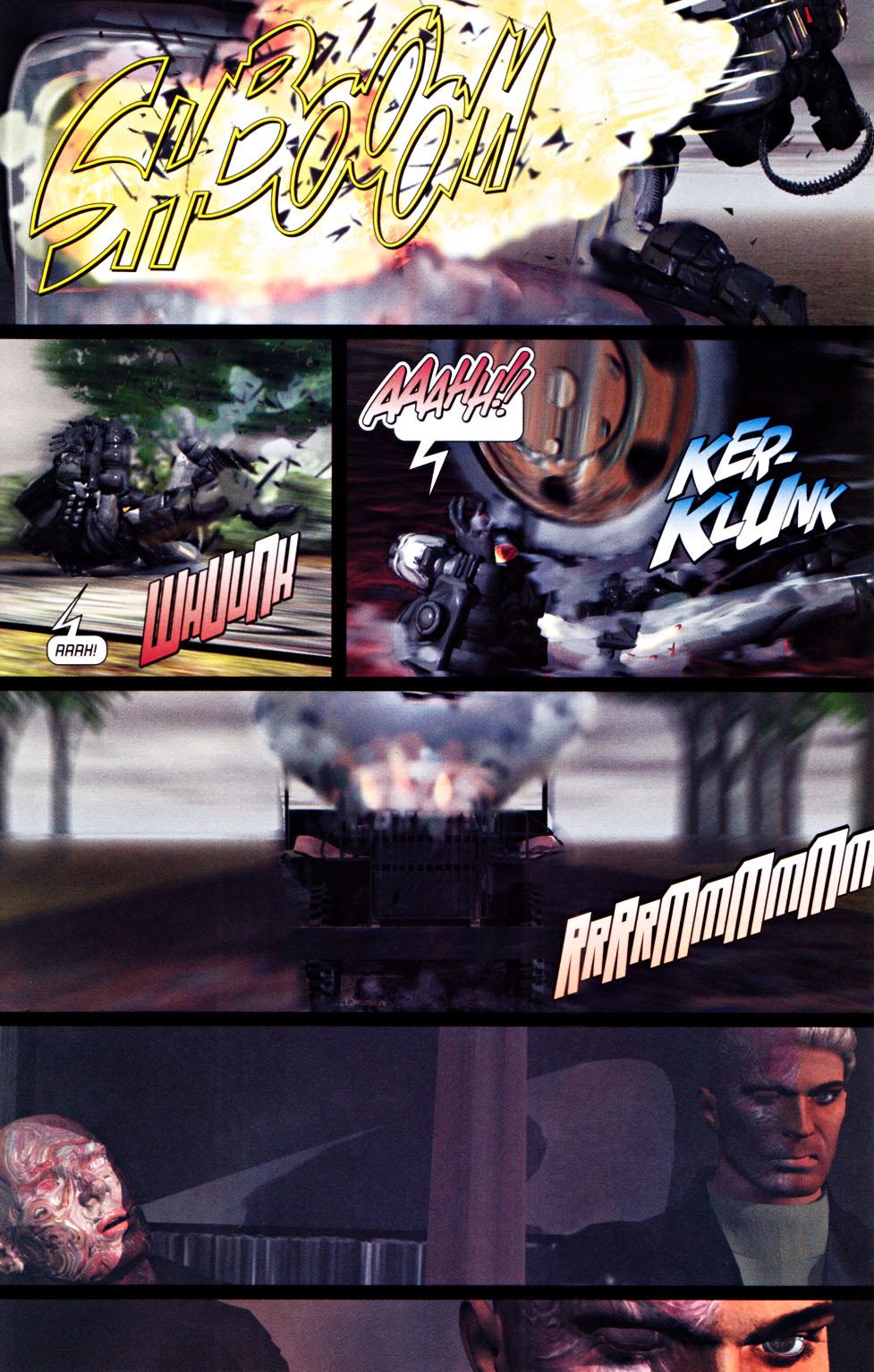 Read online U.S. War Machine 2.0 comic -  Issue #1 - 25