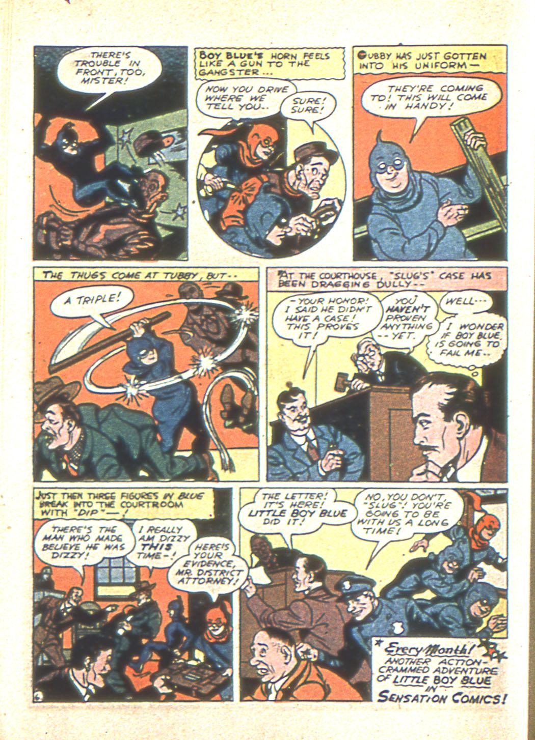 Read online Sensation (Mystery) Comics comic -  Issue #6 - 54