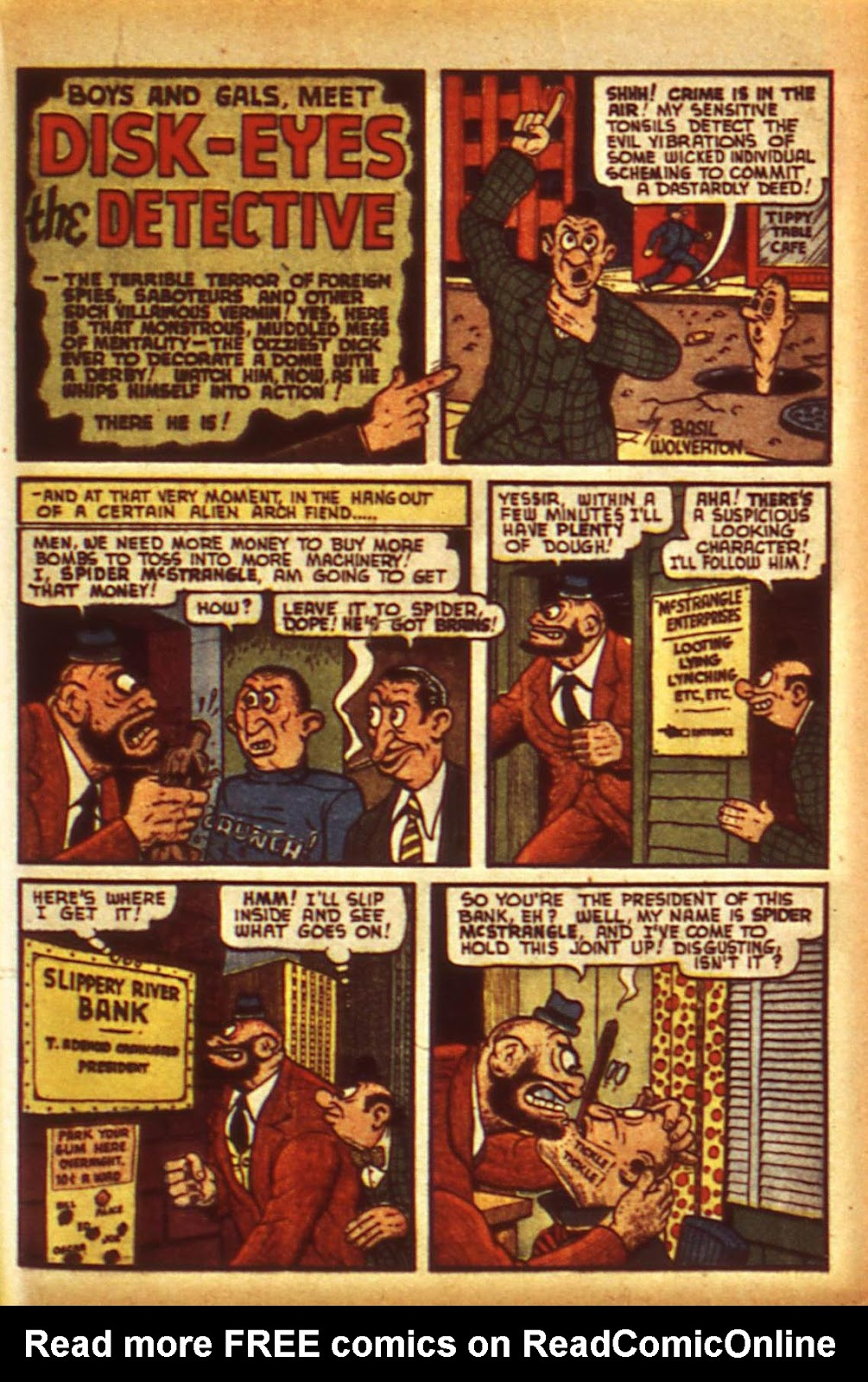 USA Comics issue 7 - Page 41