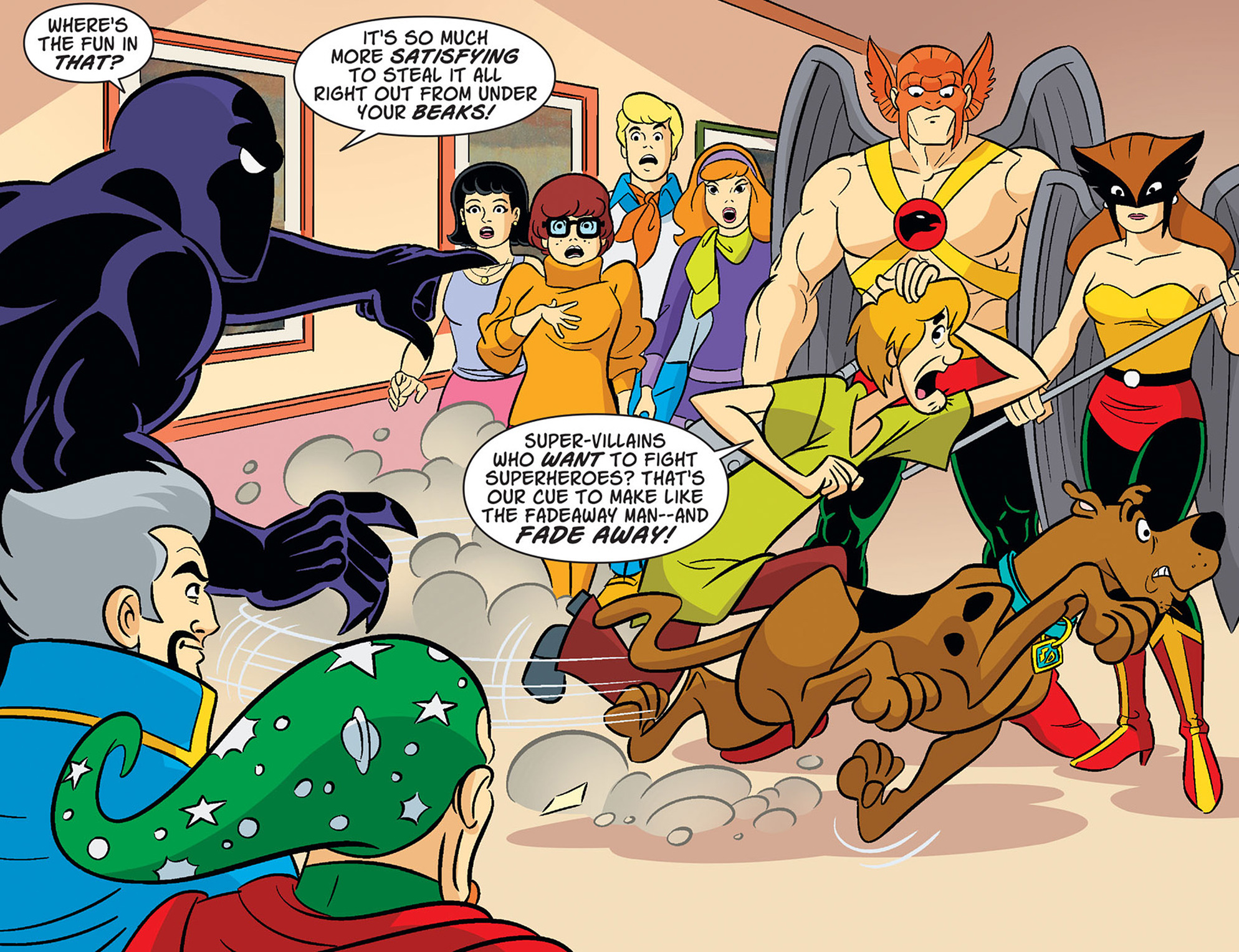 Read online Scooby-Doo! Team-Up comic -  Issue #34 - 5