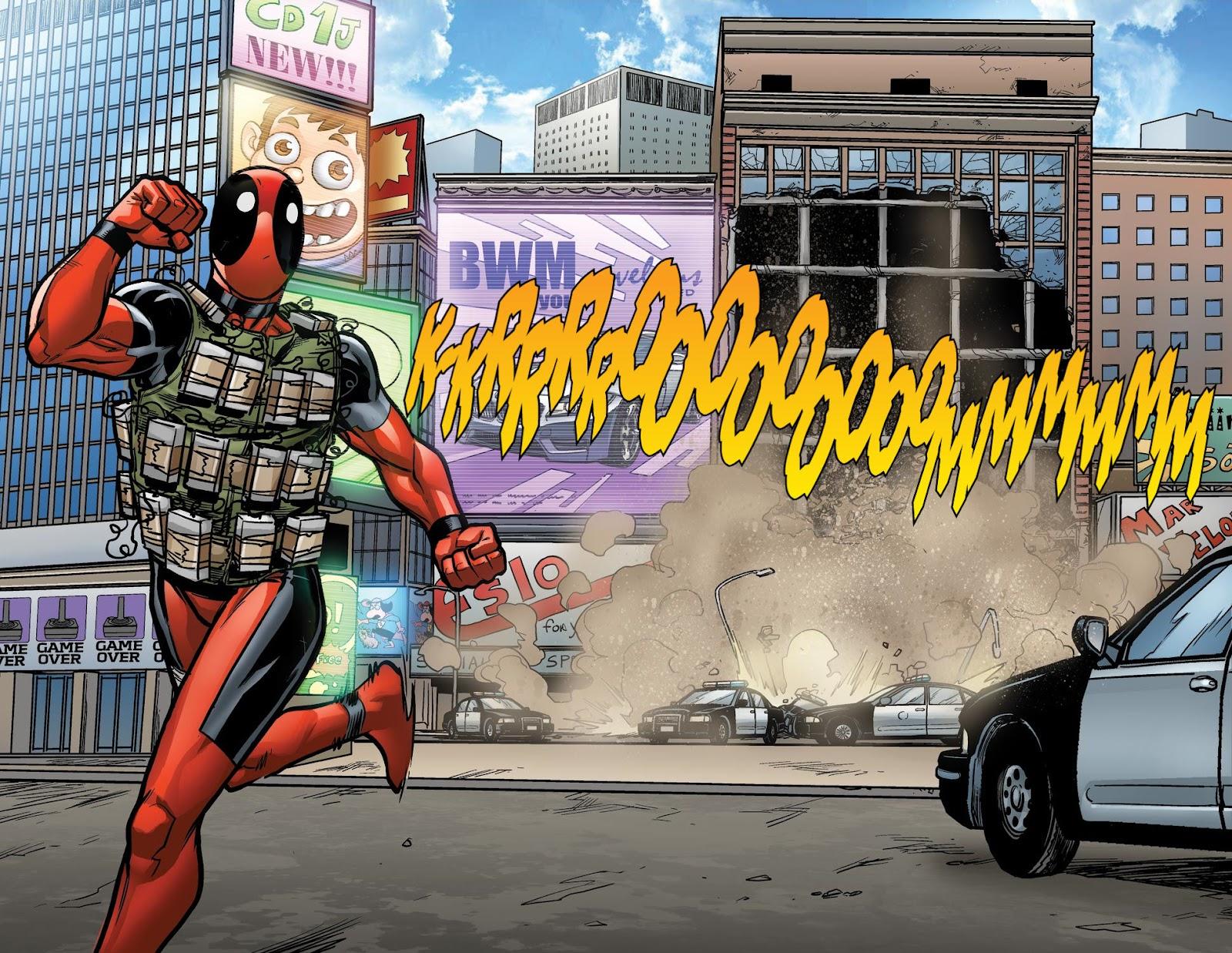 Read online Deadpool (2008) comic -  Issue #48 - 18