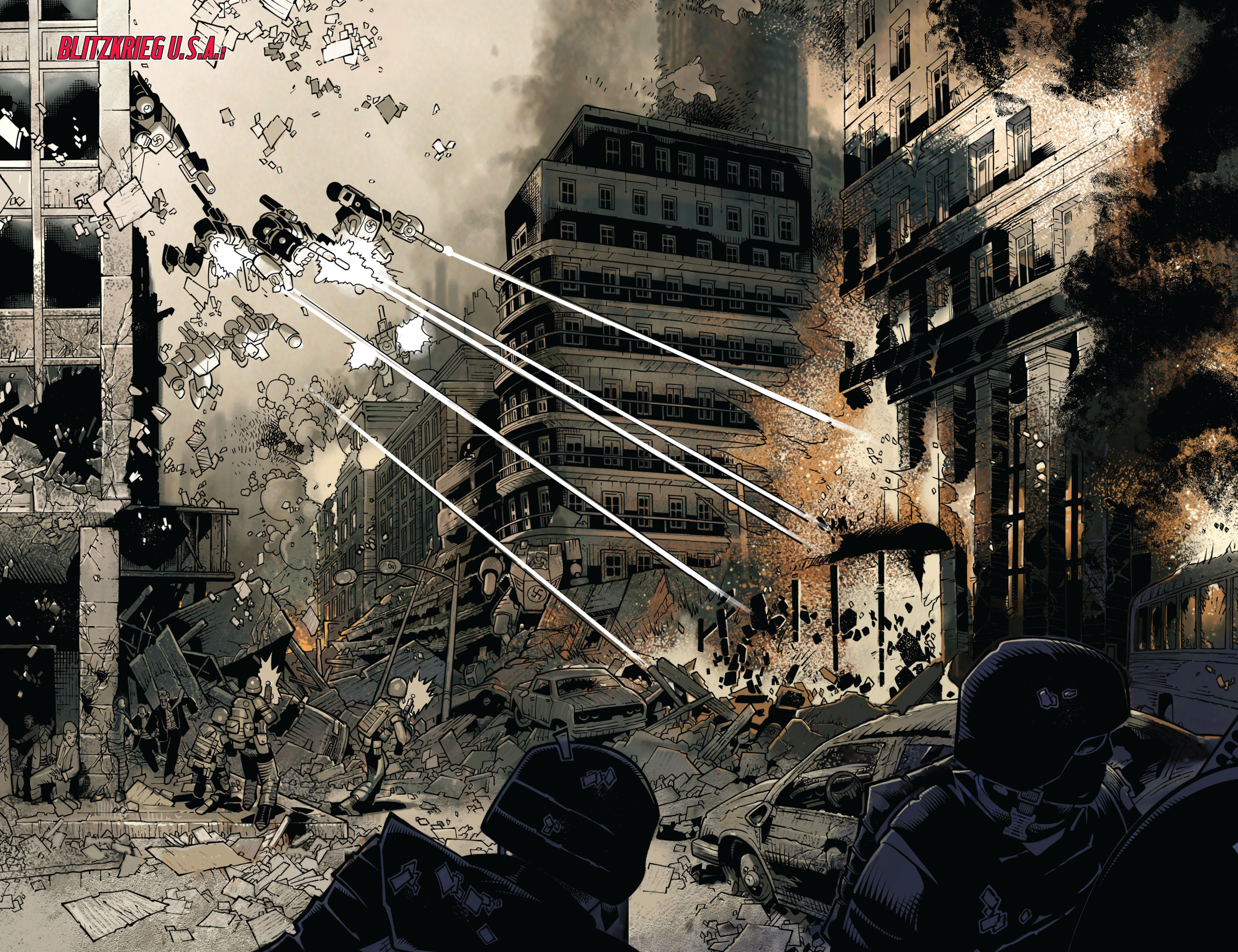 Read online Avengers (2010) comic -  Issue #13 - 6