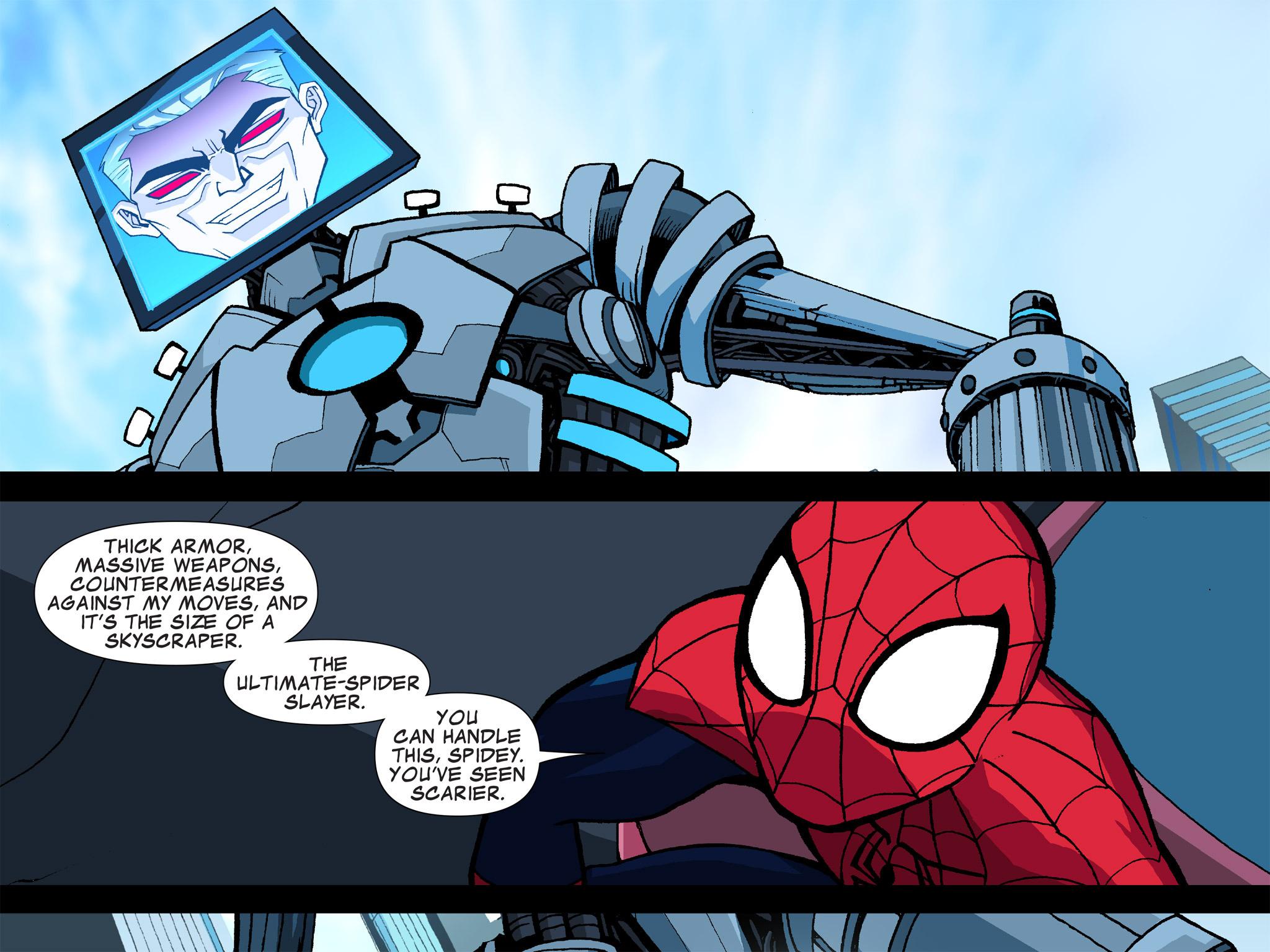 Read online Ultimate Spider-Man (Infinite Comics) (2015) comic -  Issue #5 - 43