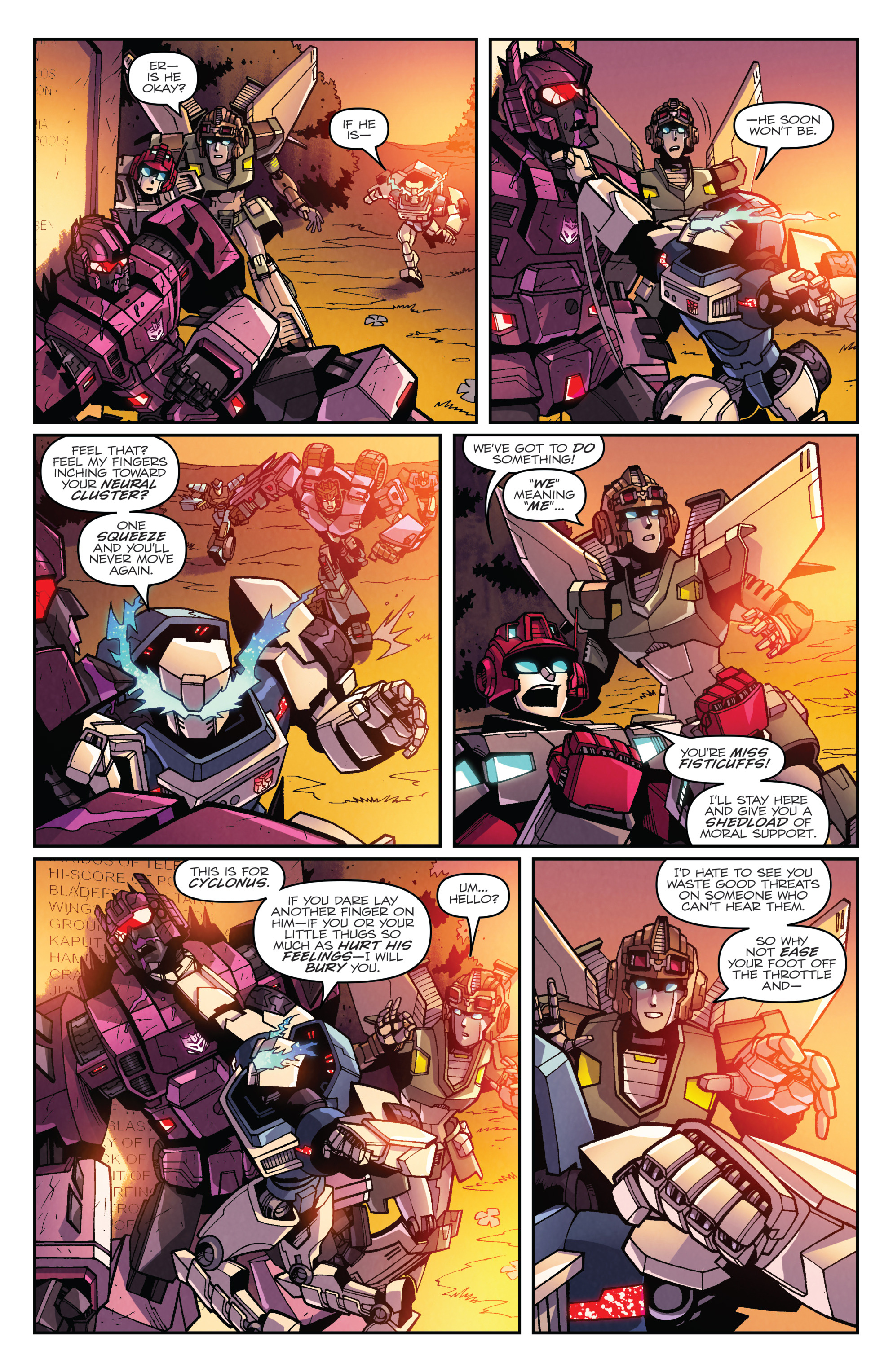Read online Transformers: Lost Light comic -  Issue #2 - 11