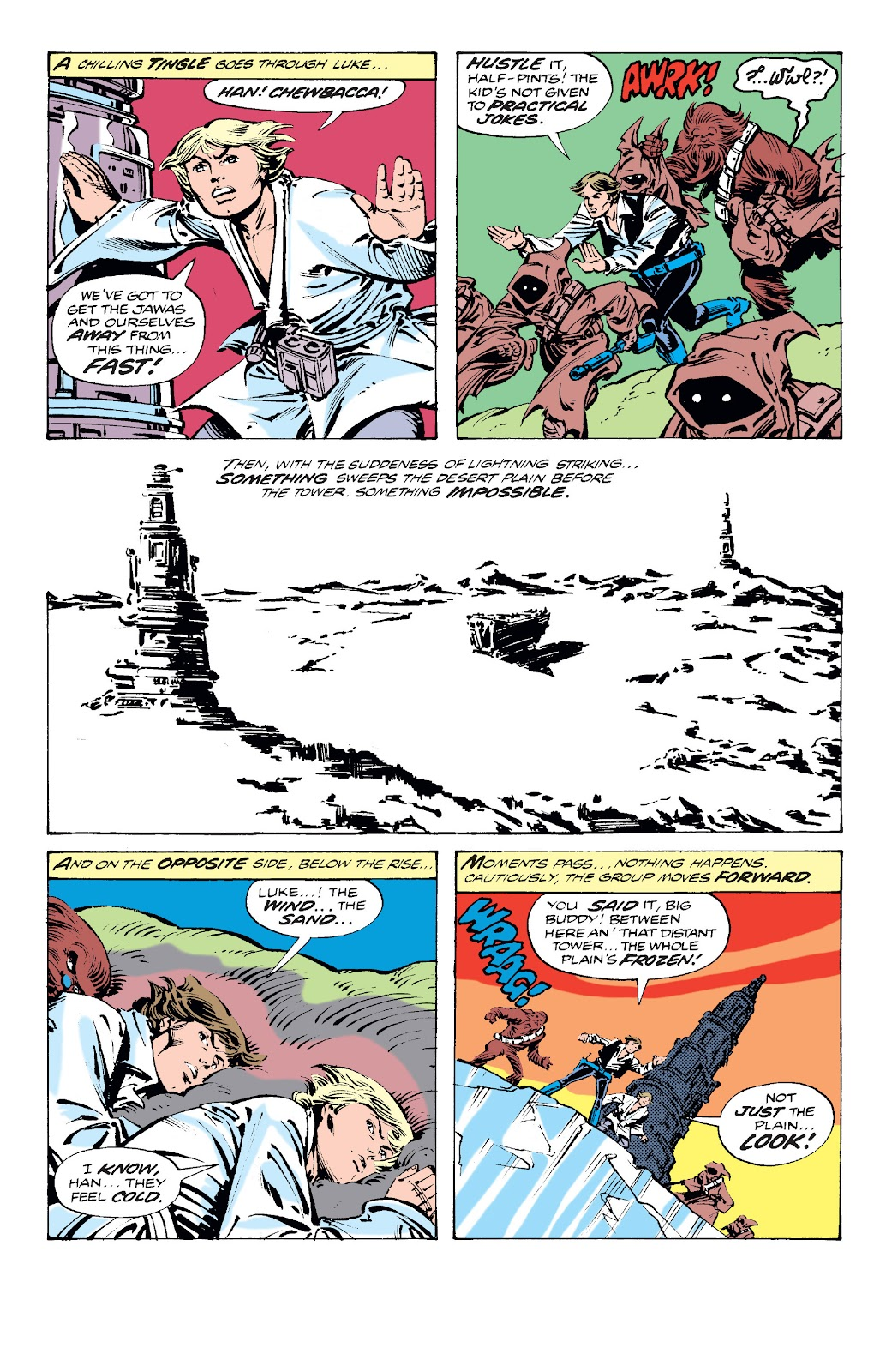 Read online Star Wars Legends: The Original Marvel Years - Epic Collection comic -  Issue # TPB 2 (Part 2) - 59