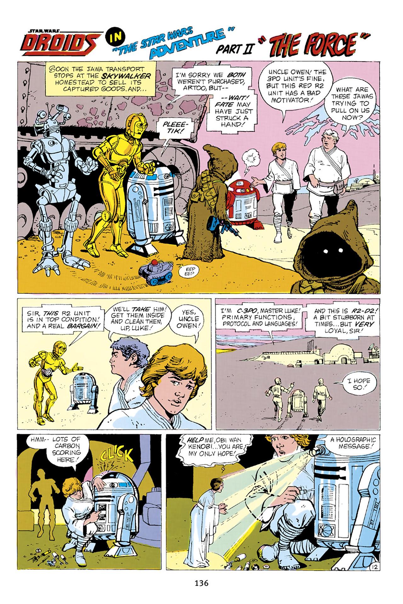 Read online Star Wars Omnibus comic -  Issue # Vol. 23 - 135