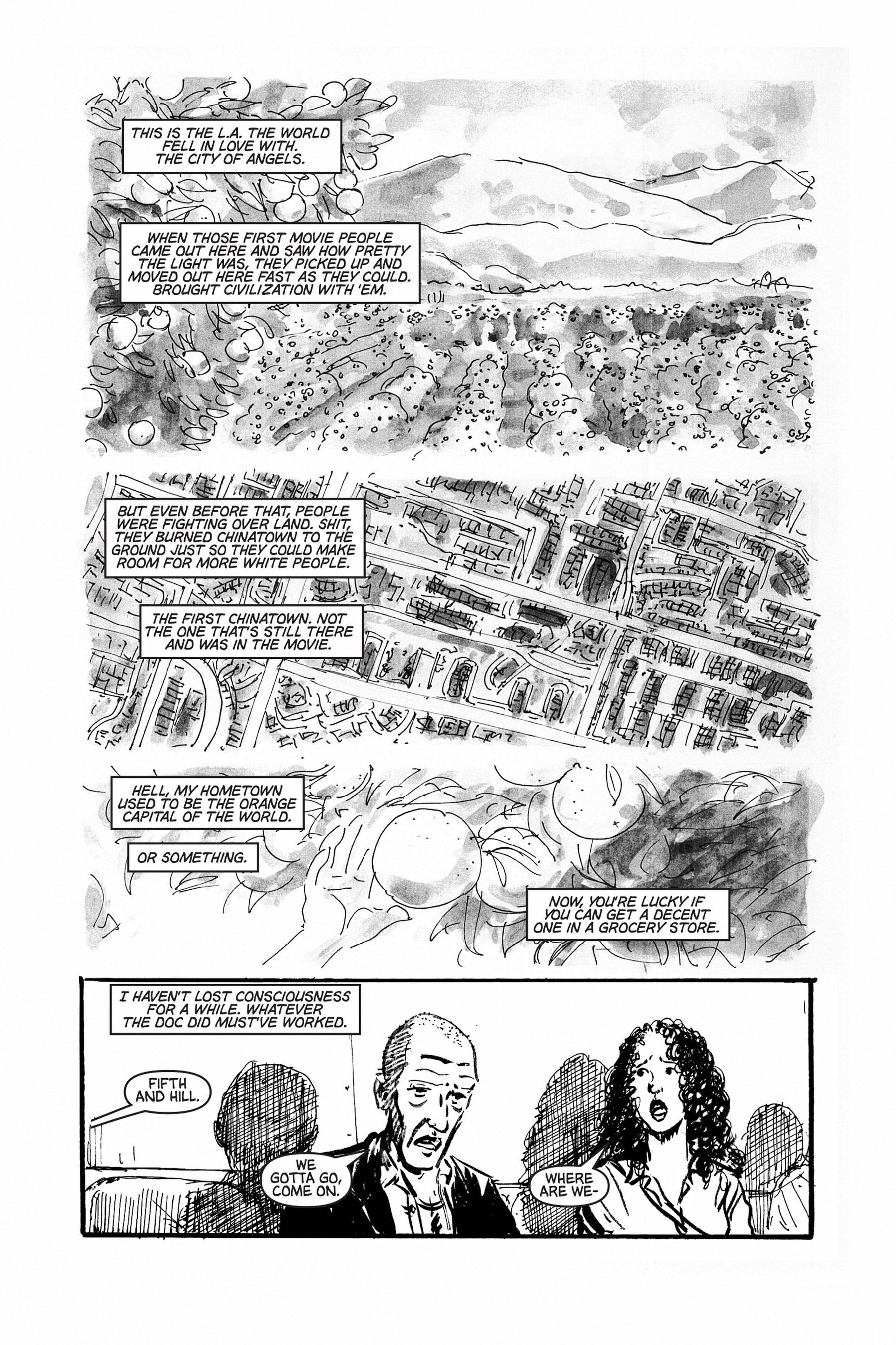 Read online Tumor comic -  Issue # TPB - 92