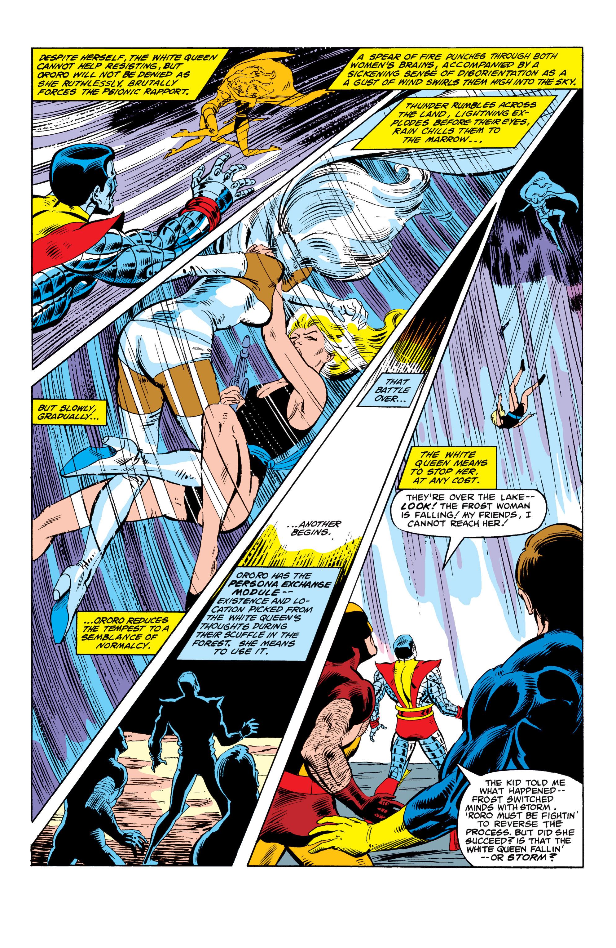 Read online Uncanny X-Men (1963) comic -  Issue #152 - 20