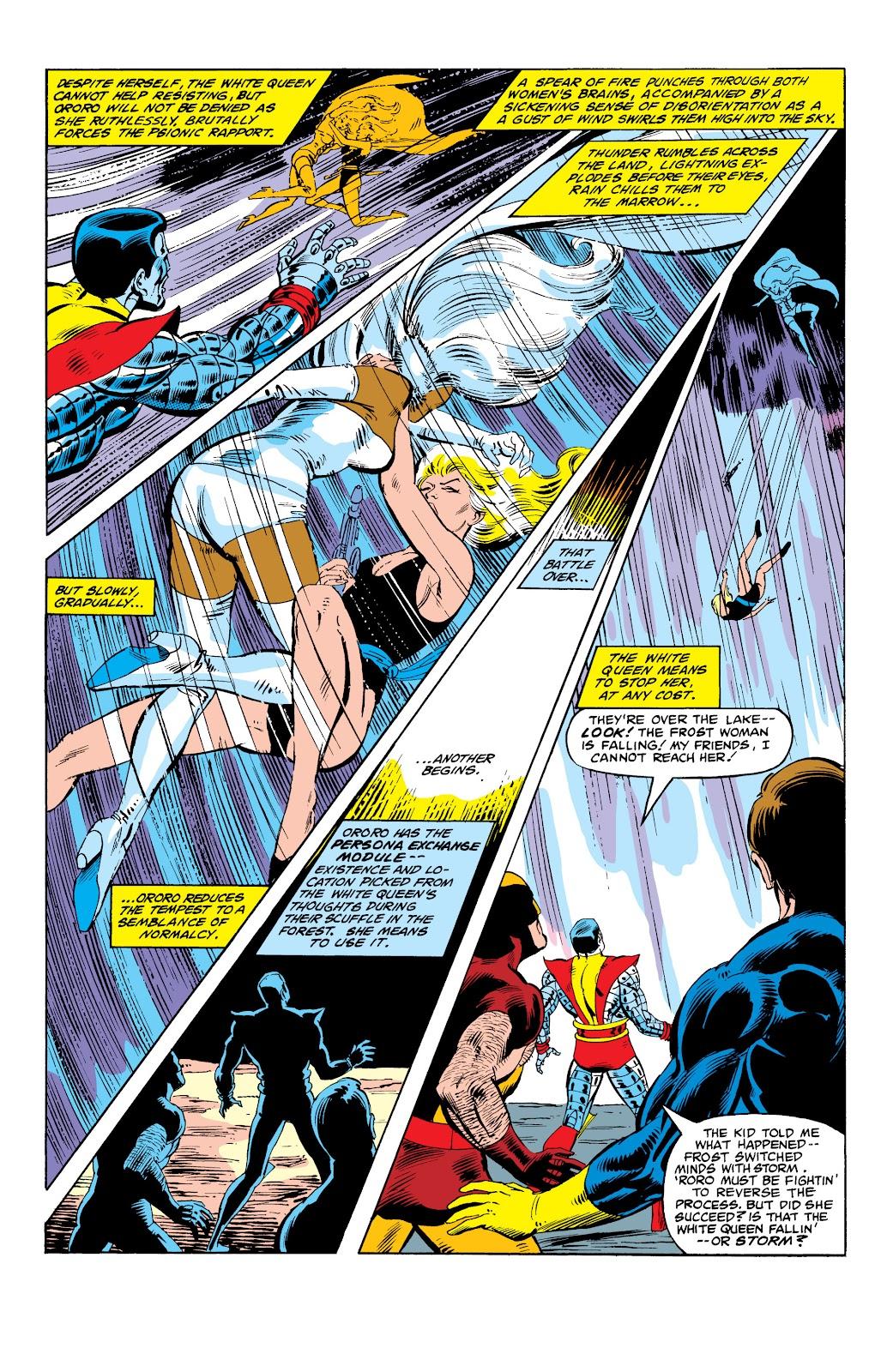 Uncanny X-Men (1963) issue 152 - Page 20