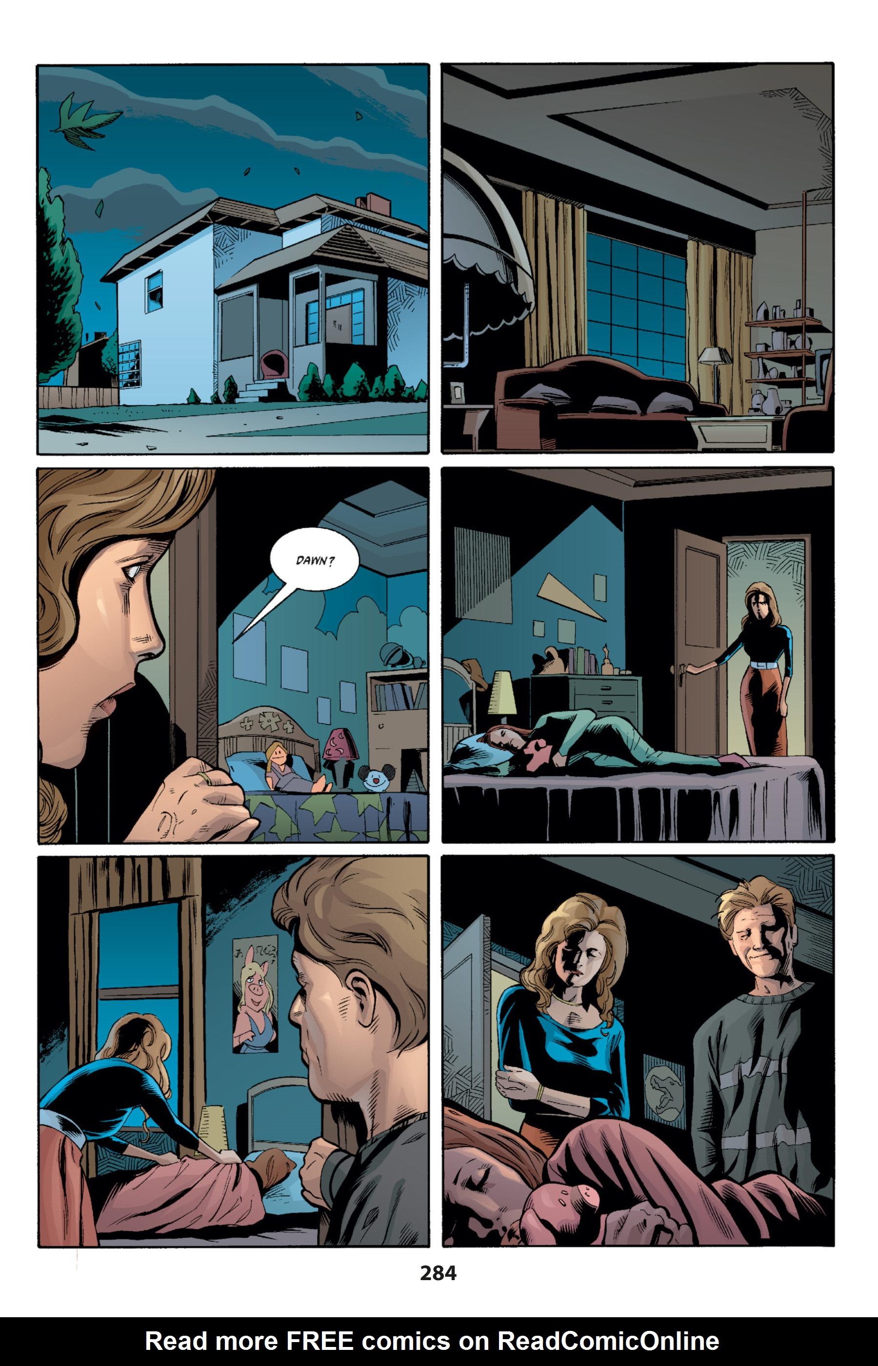 Read online Buffy the Vampire Slayer: Omnibus comic -  Issue # TPB 1 - 275