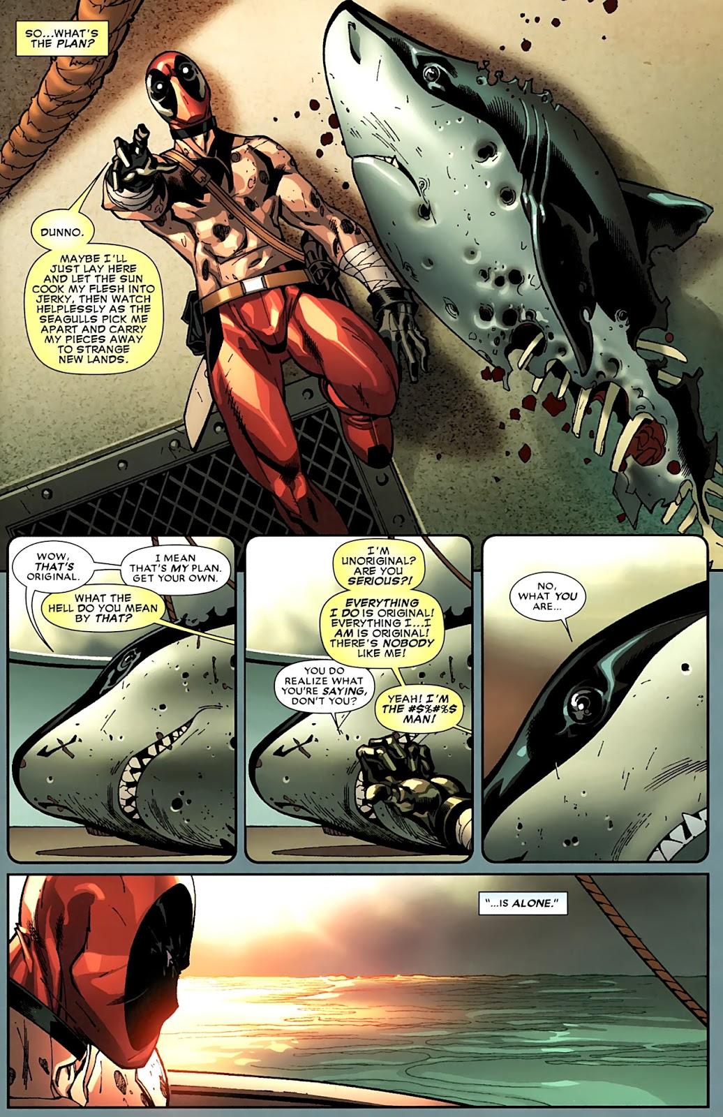 Read online Deadpool (2008) comic -  Issue #15 - 9