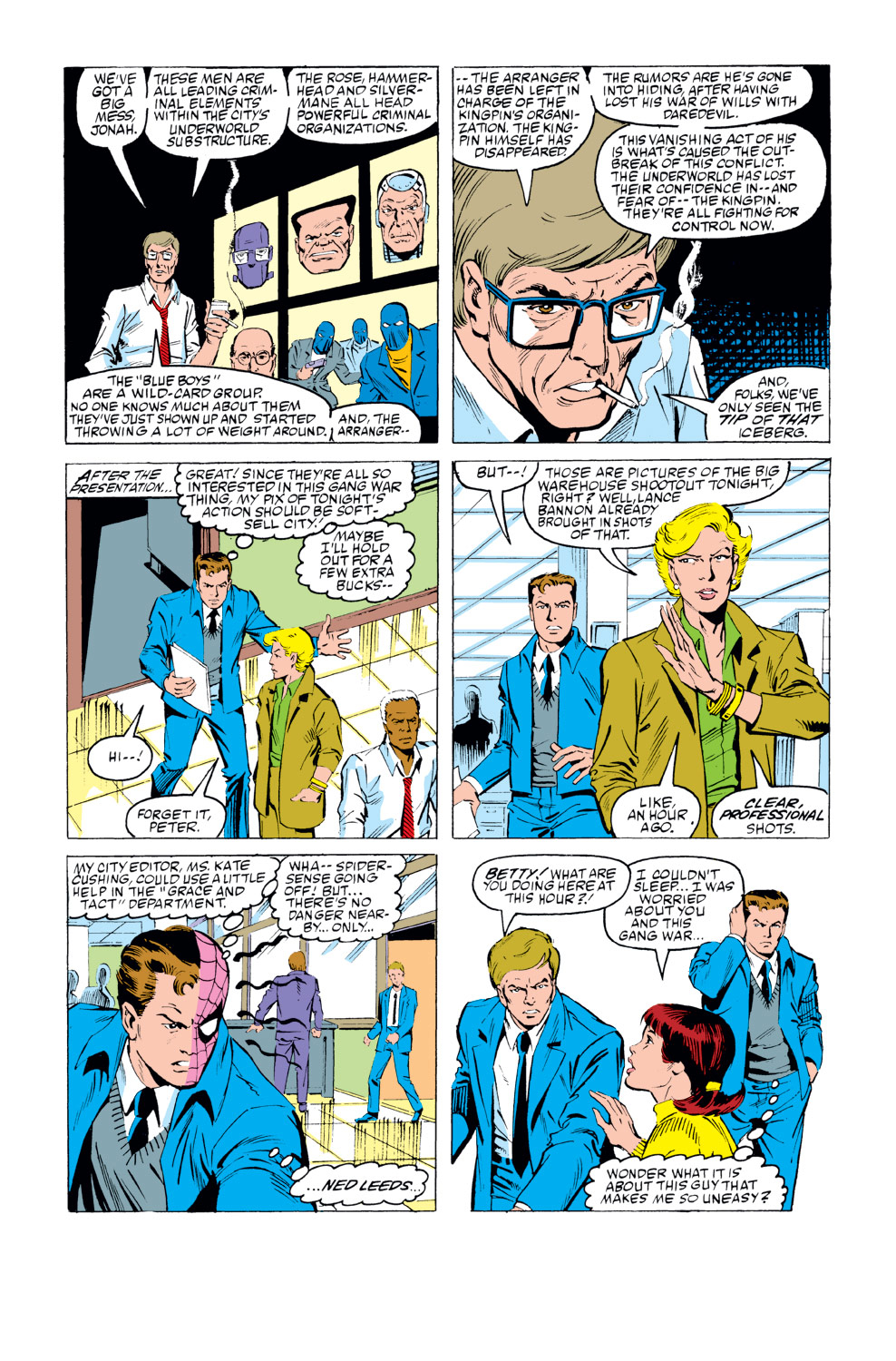 The Amazing Spider-Man (1963) 284 Page 7