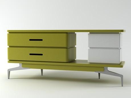 [3Dsmax] 3D model free - Legnomobile C2