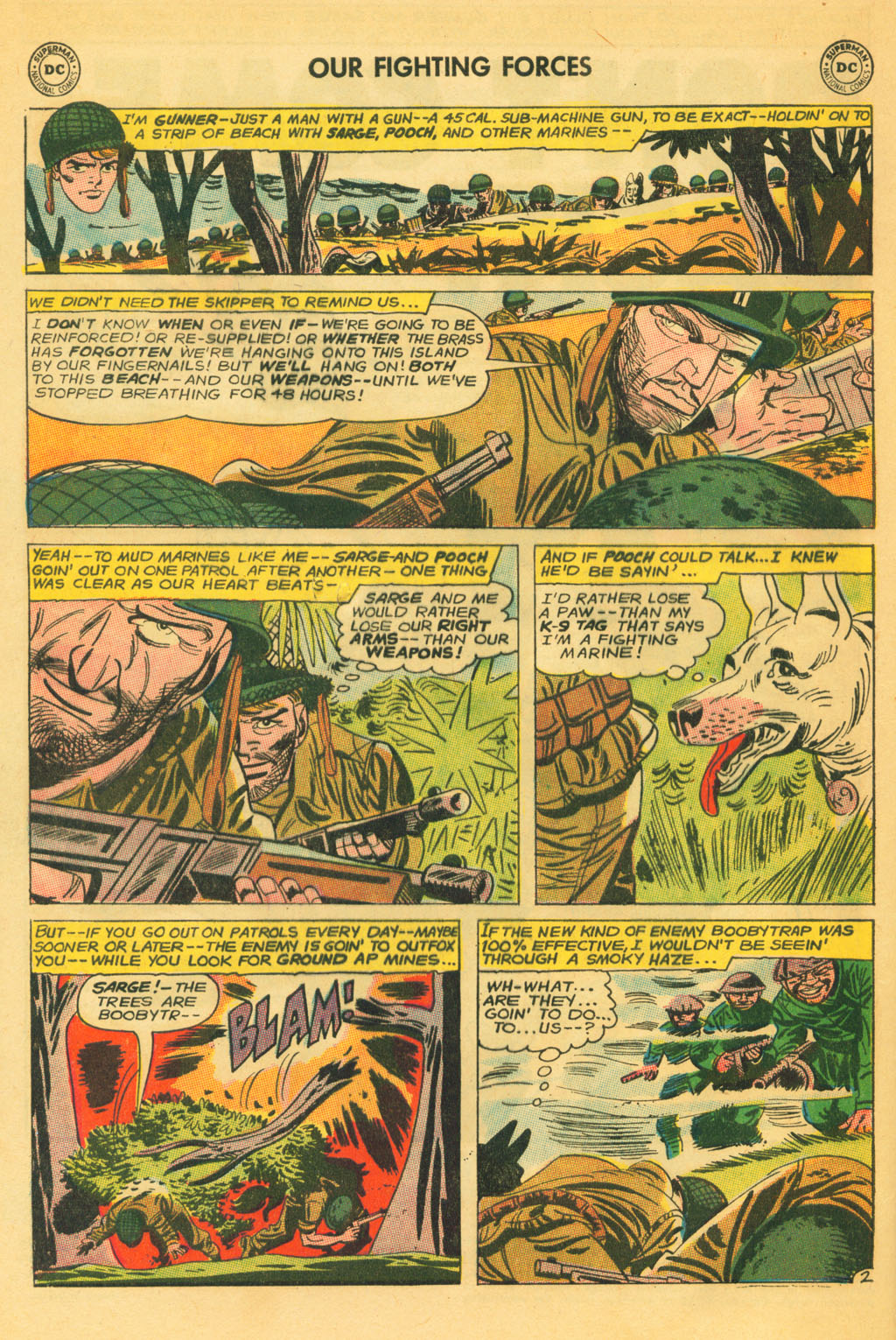 Our Fighting Forces (1954) issue 80 - Page 4