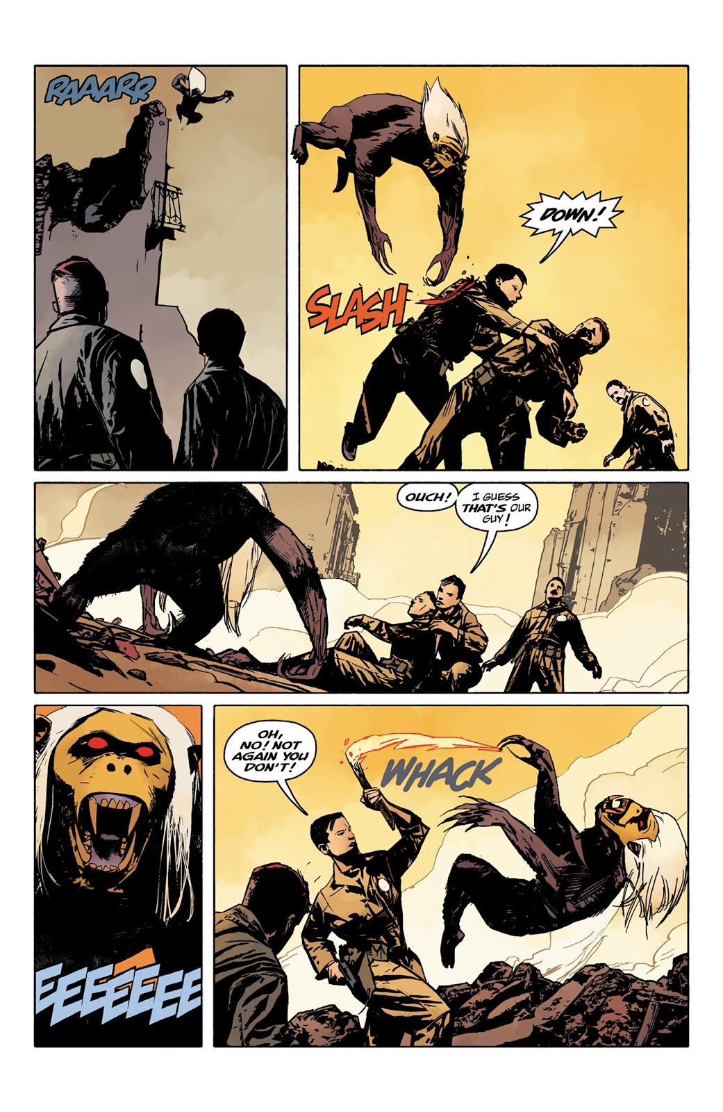 Read online Hellboy and the B.P.R.D. comic -  Issue # _TPB - 59