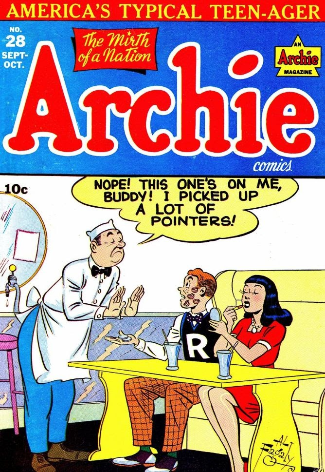 Archie Comics issue 028 - Page 1