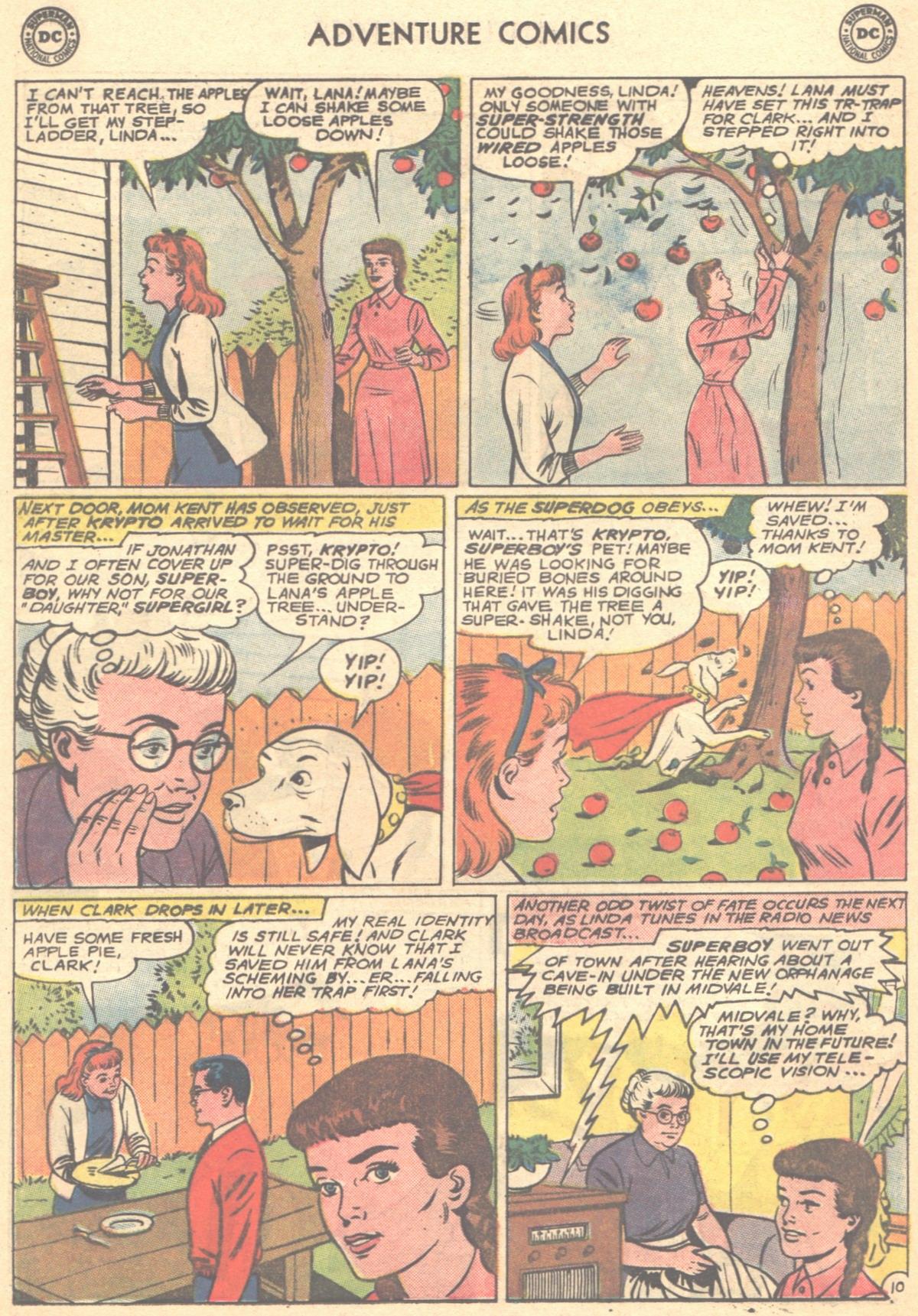 Read online Adventure Comics (1938) comic -  Issue #278 - 12