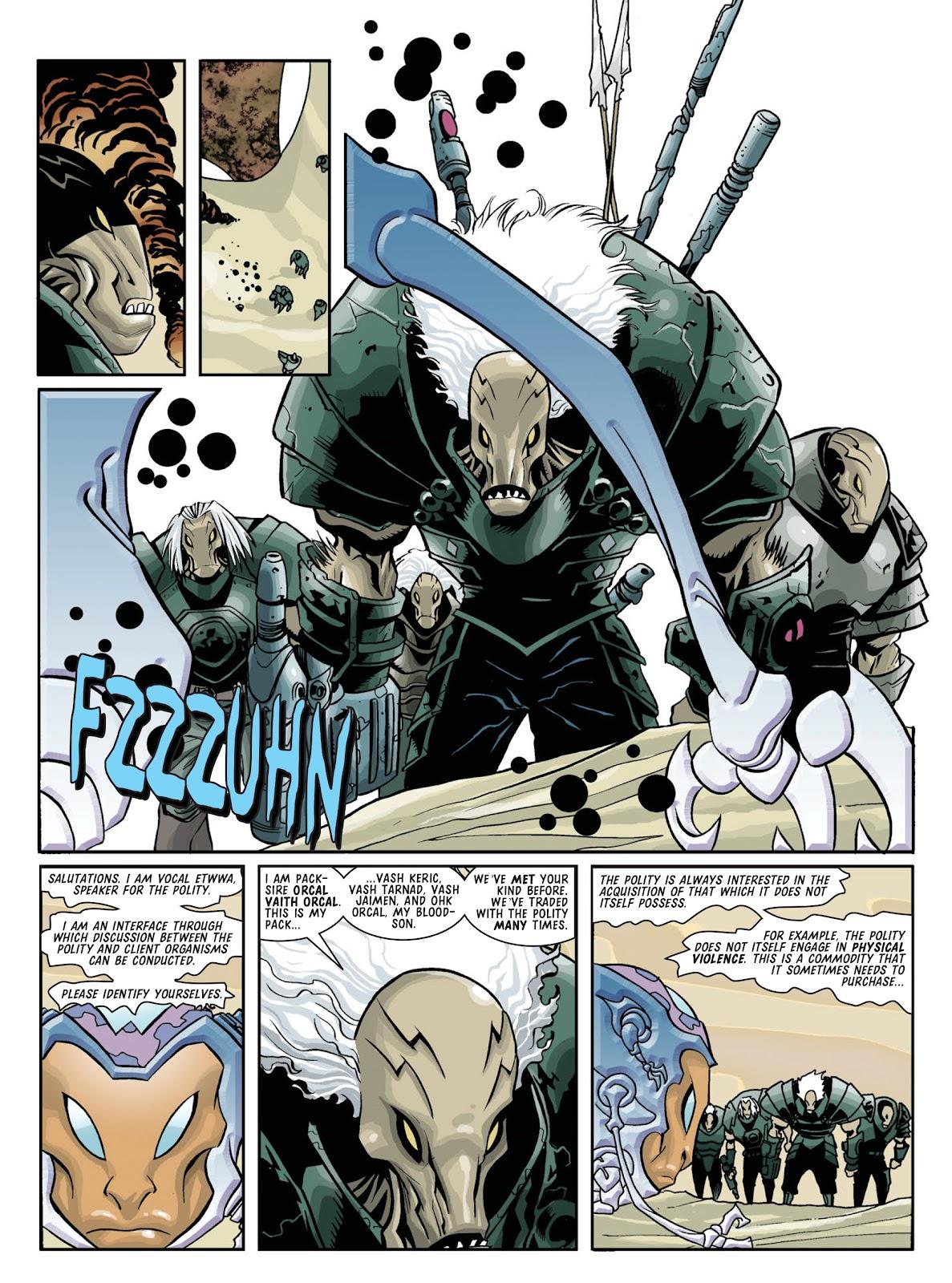 Judge Dredd Megazine (Vol. 5) Issue #381 #180 - English 90