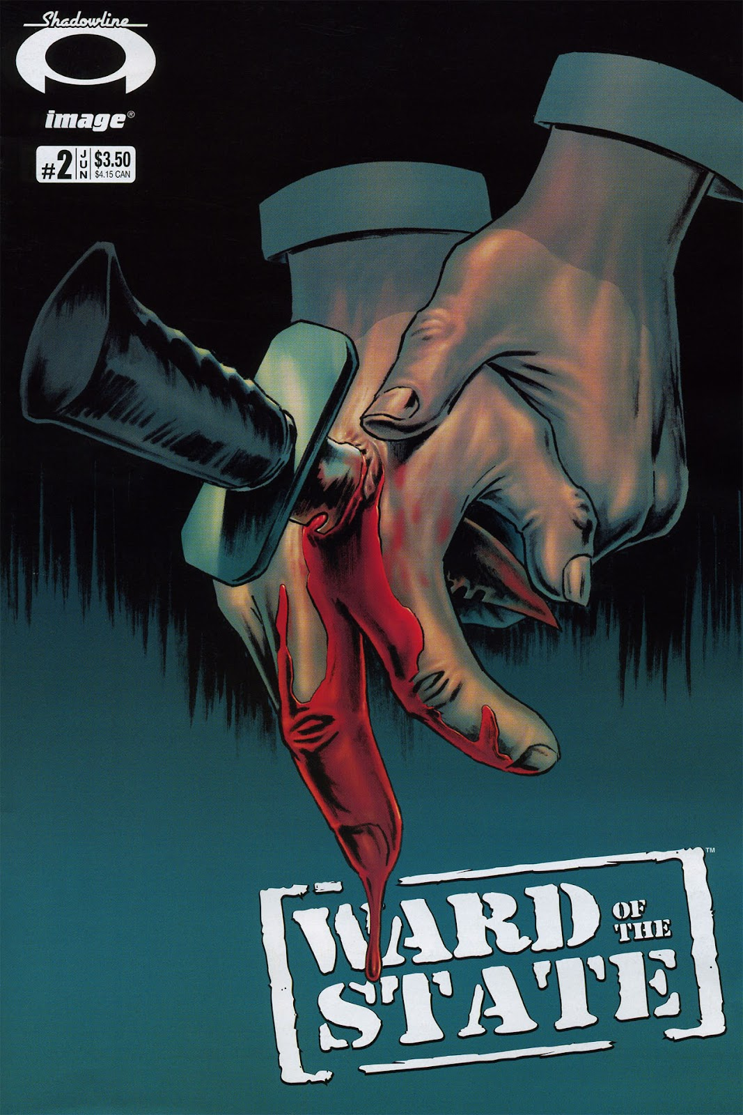 Read online Ward Of The State comic -  Issue #2 - 1