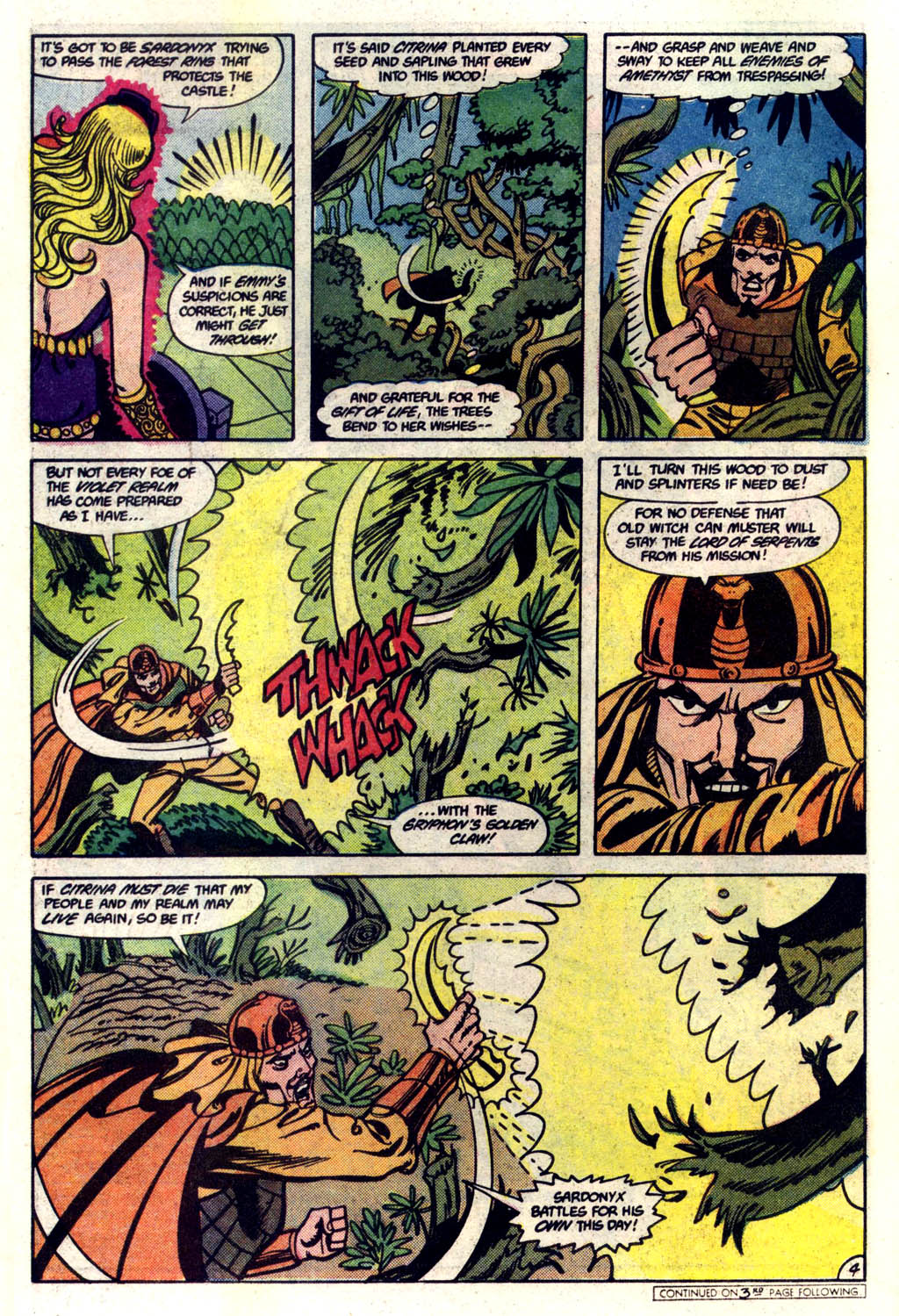 Read online Amethyst (1985) comic -  Issue #6 - 5