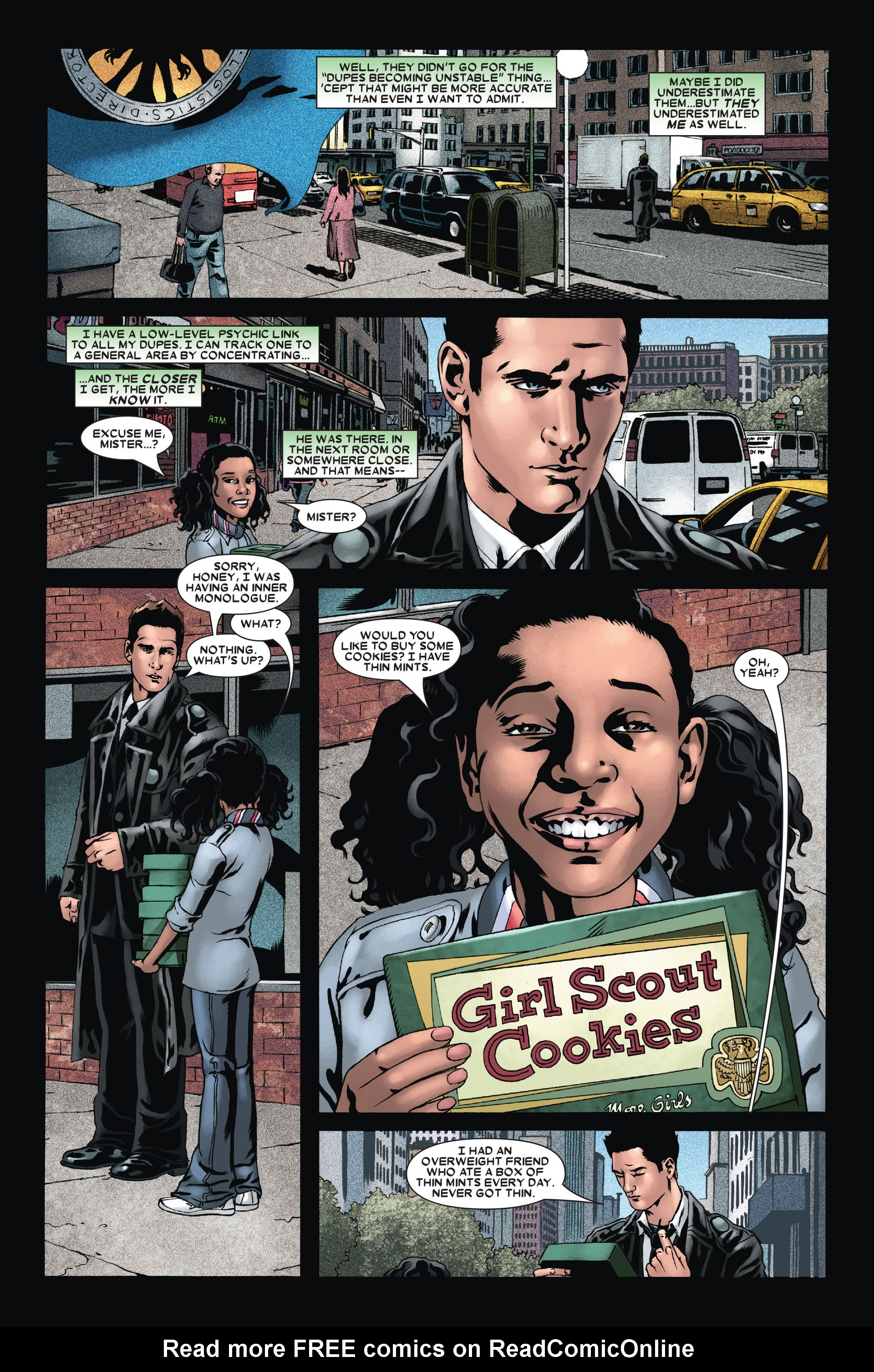 Read online X-Factor (2006) comic -  Issue #14 - 23