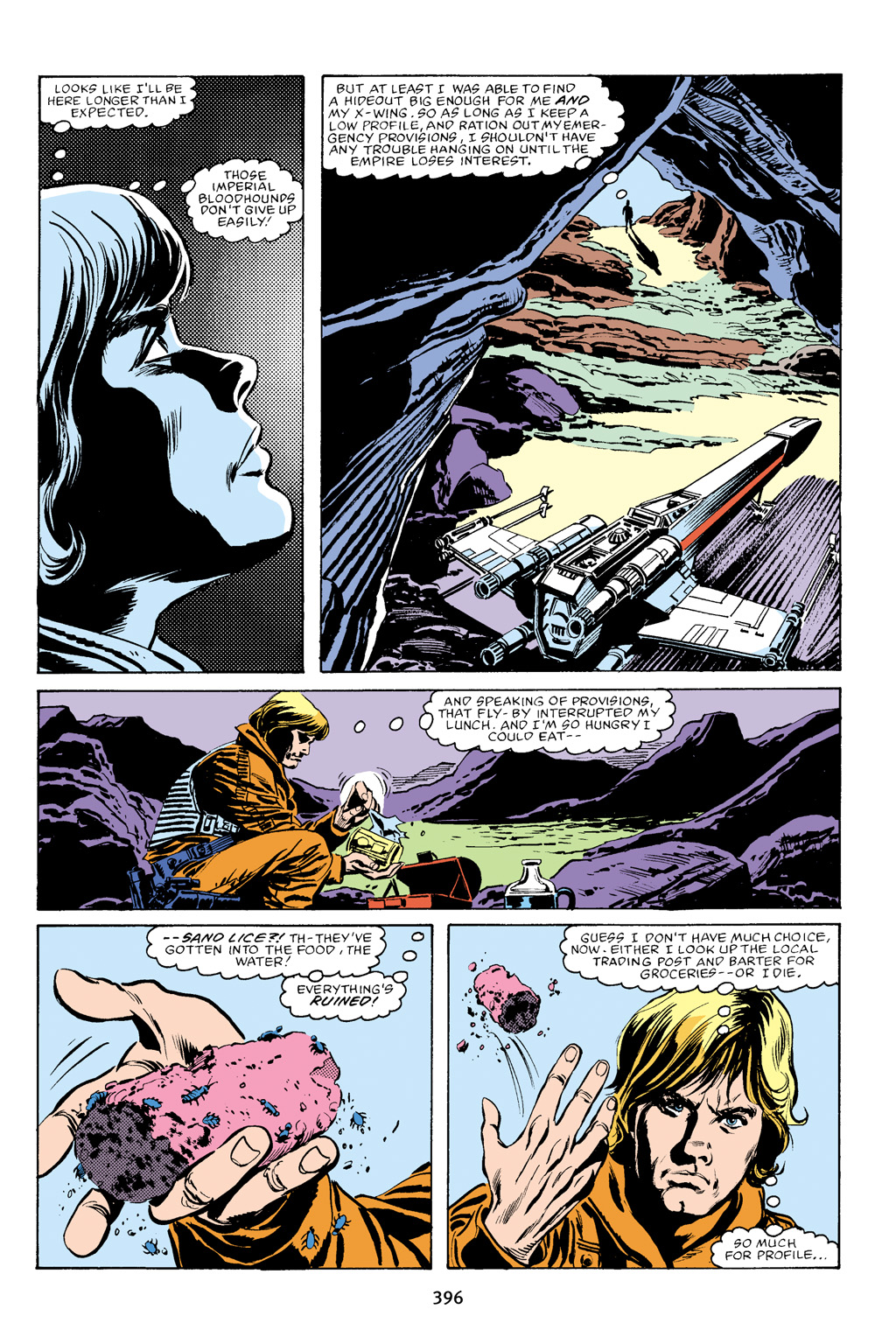 Read online Star Wars Omnibus comic -  Issue # Vol. 16 - 388