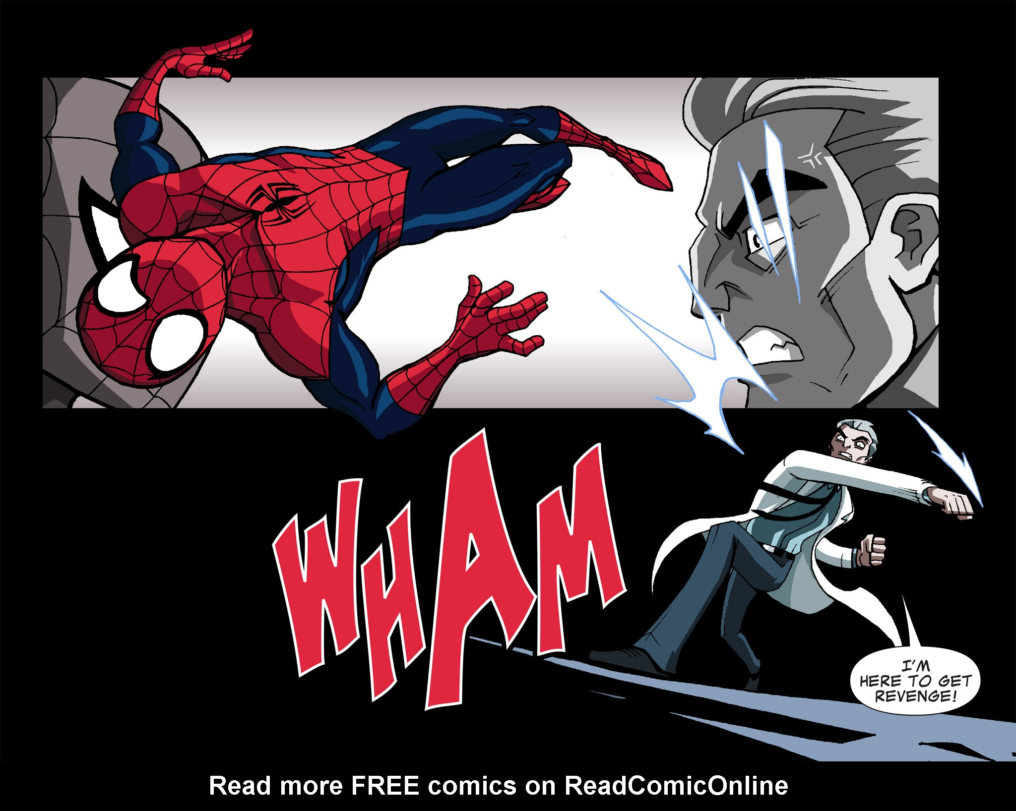 Read online Ultimate Spider-Man (Infinite Comics) (2015) comic -  Issue #5 - 18