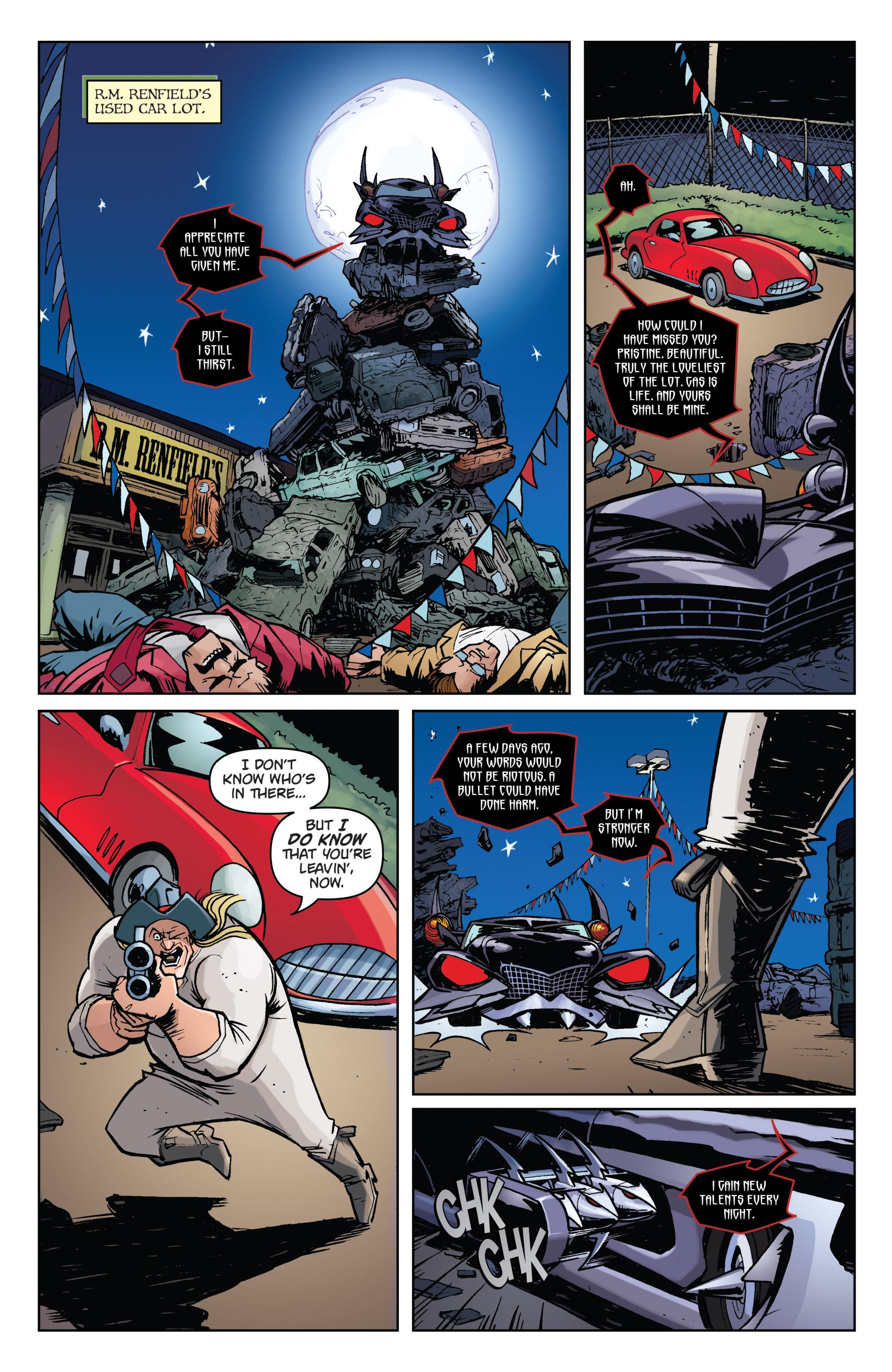 Read online Monster Motors comic -  Issue # Full - 30