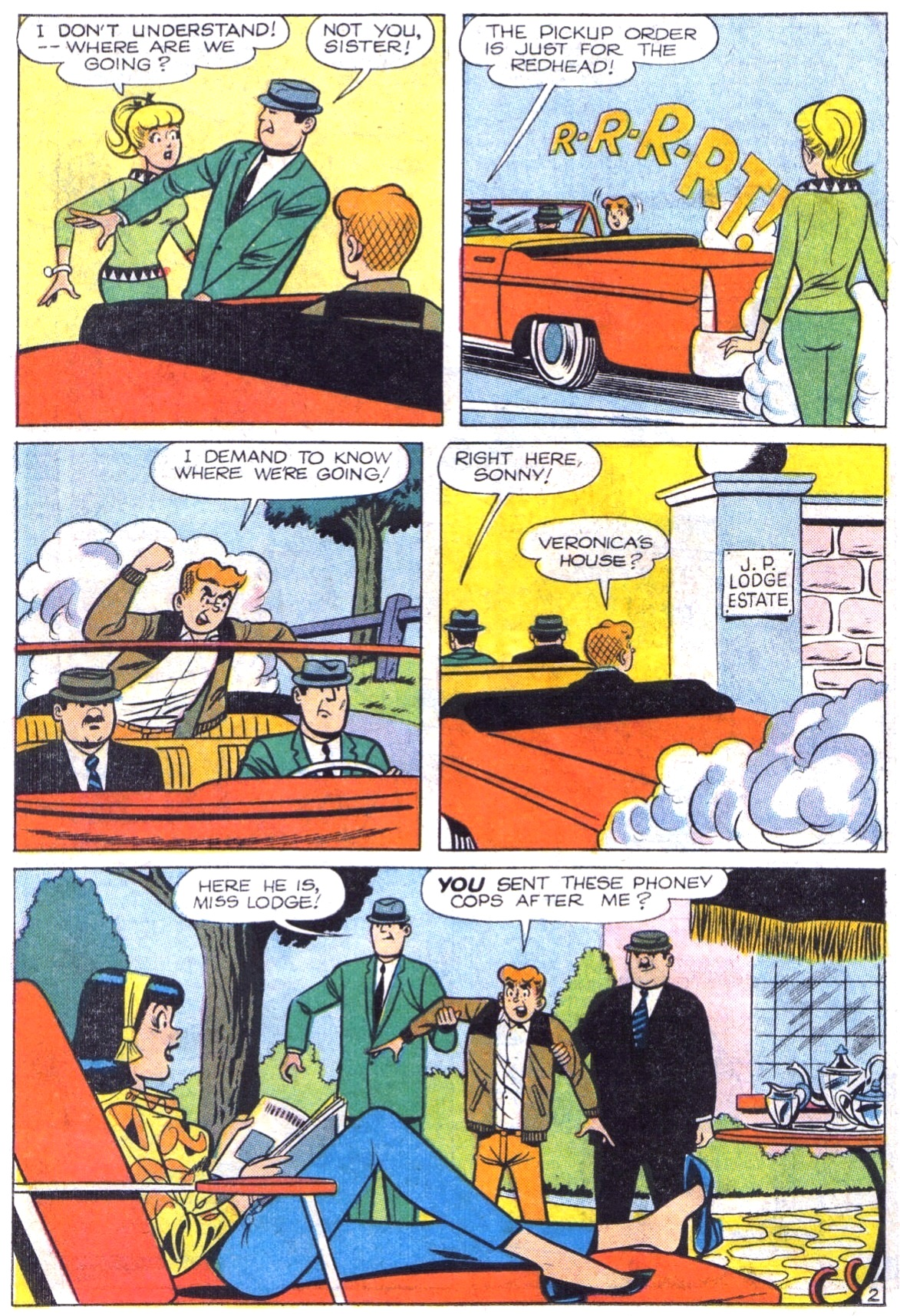 Read online Archie (1960) comic -  Issue #164 - 14
