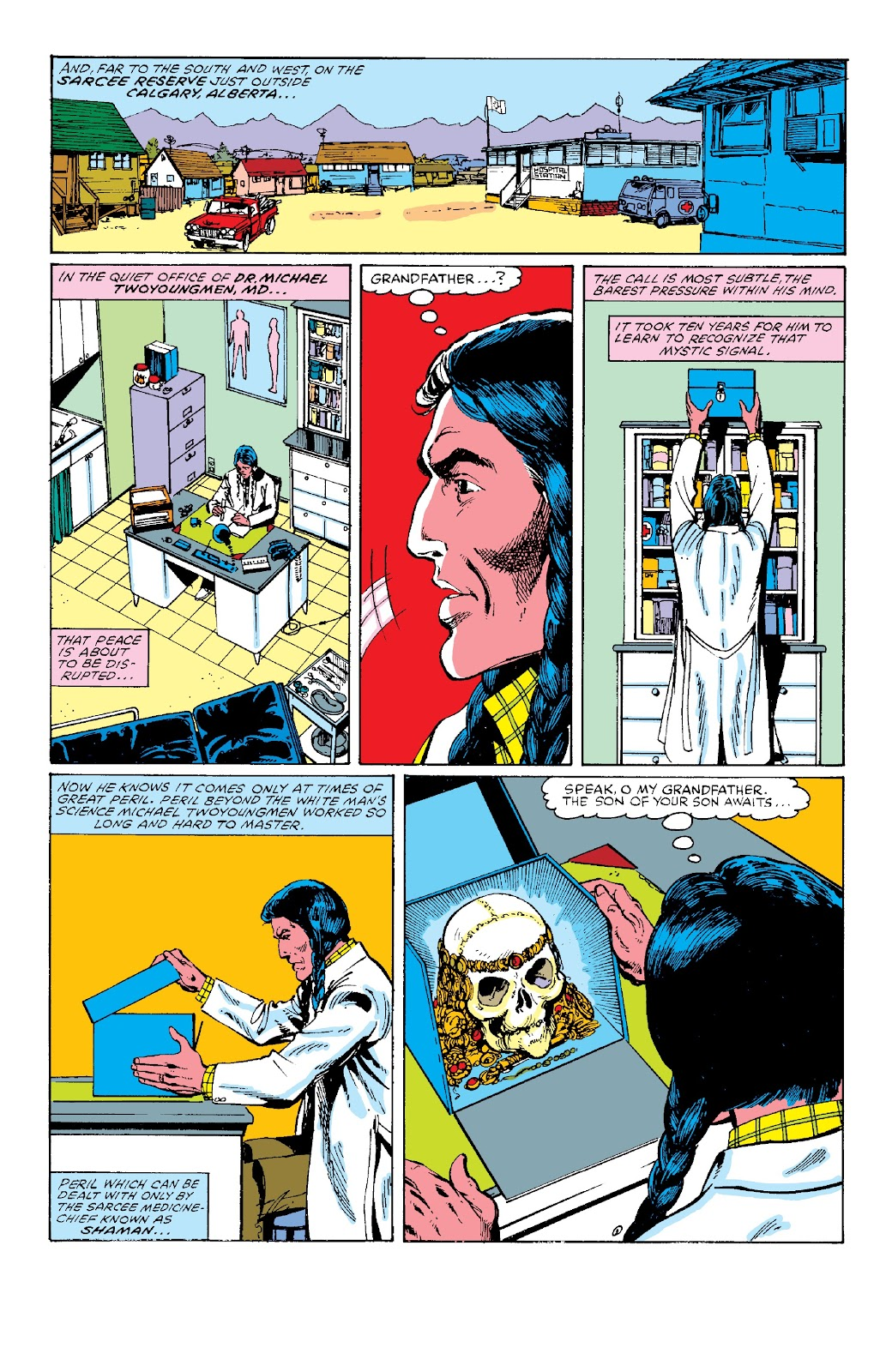 Alpha Flight (1983) issue _Facsimile_Edition_1 - Page 11
