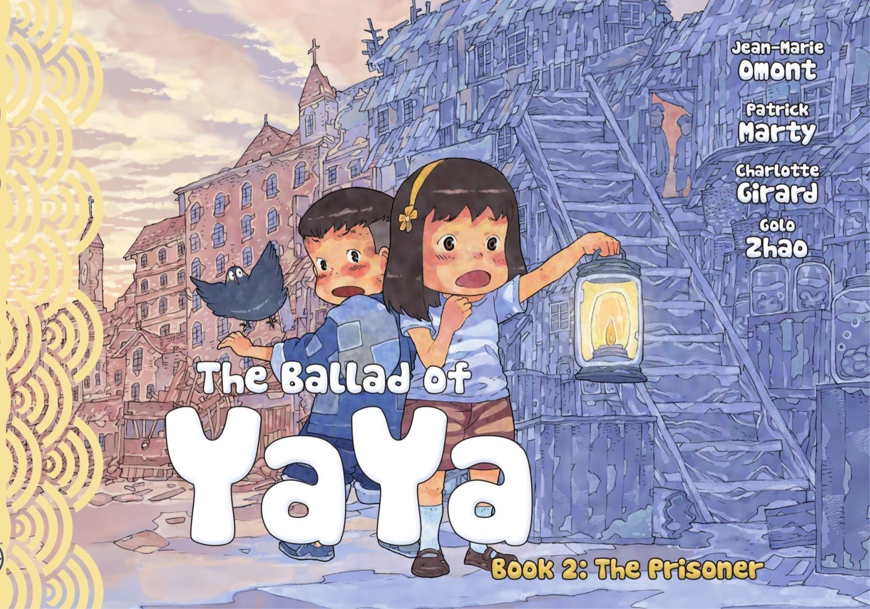 The Ballad of Yaya TPB_2 Page 1