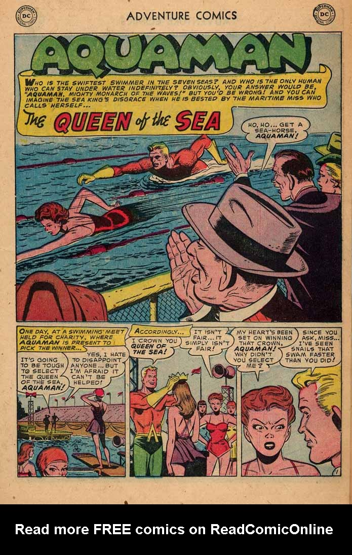 Read online Adventure Comics (1938) comic -  Issue #187 - 17