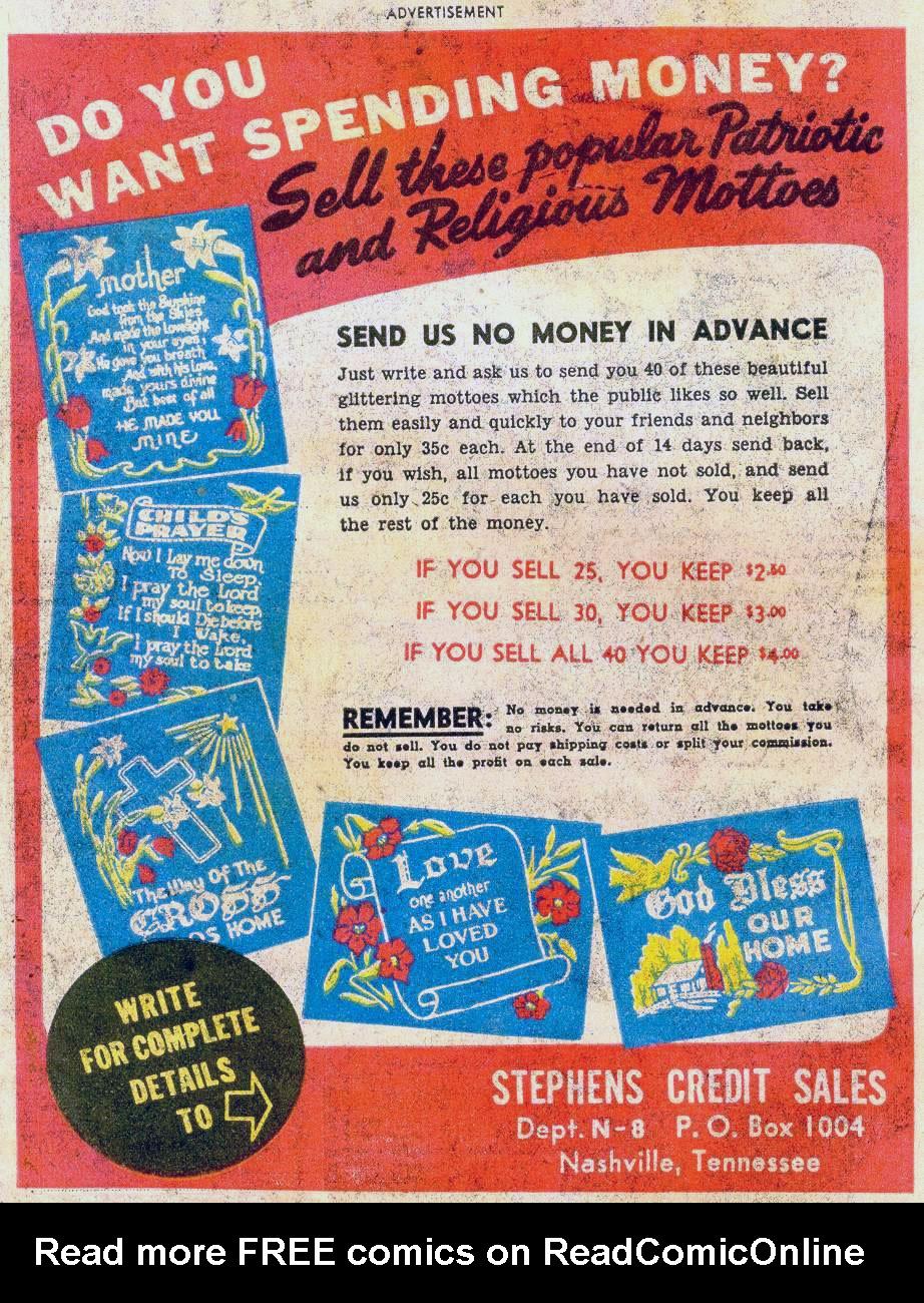 Read online Adventure Comics (1938) comic -  Issue #241 - 34