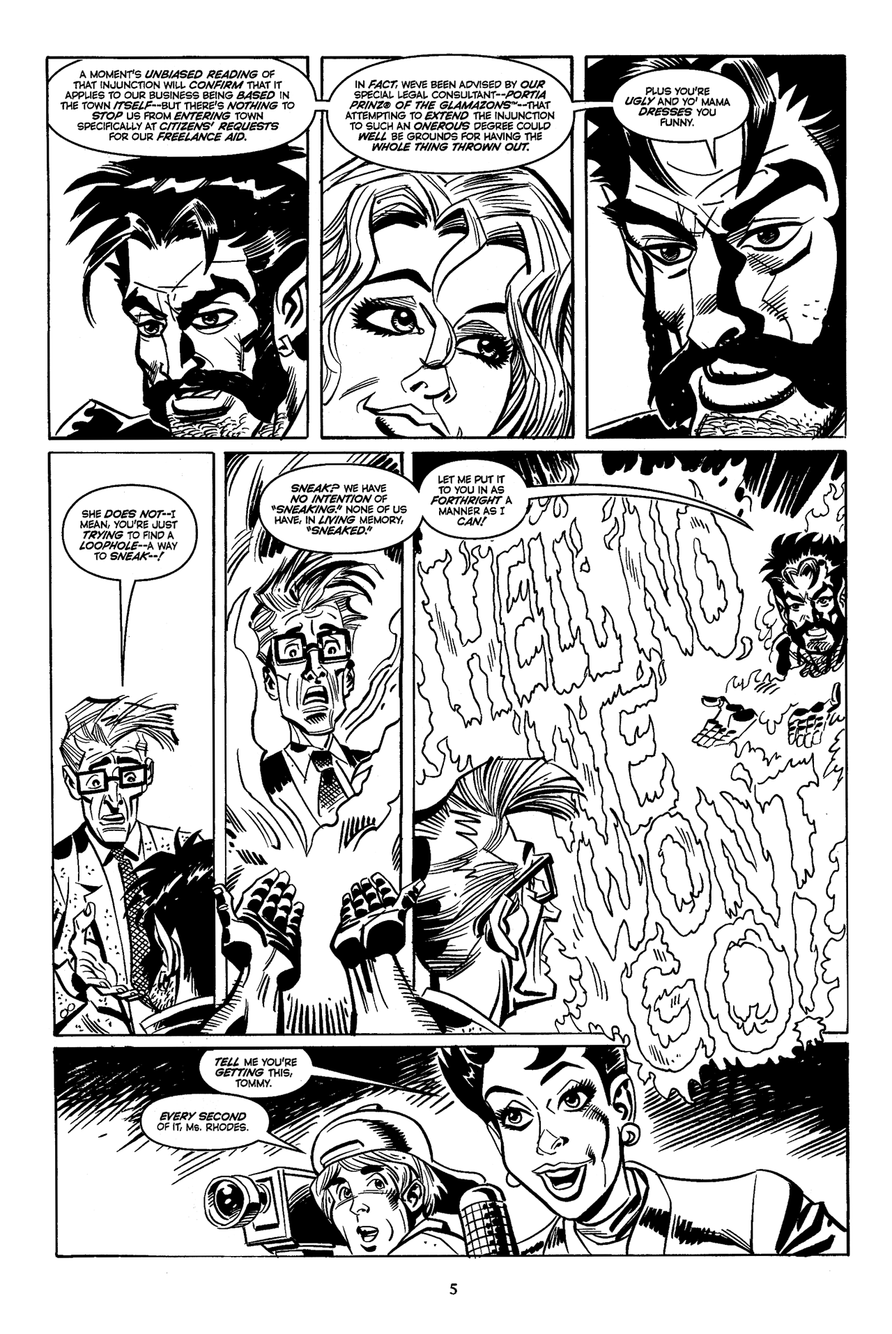 Soulsearchers and Company issue 82 - Page 7
