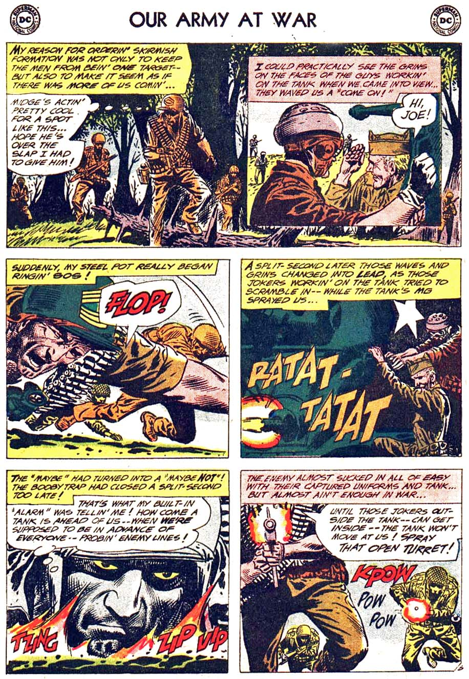 Our Army at War (1952) issue 98 - Page 8