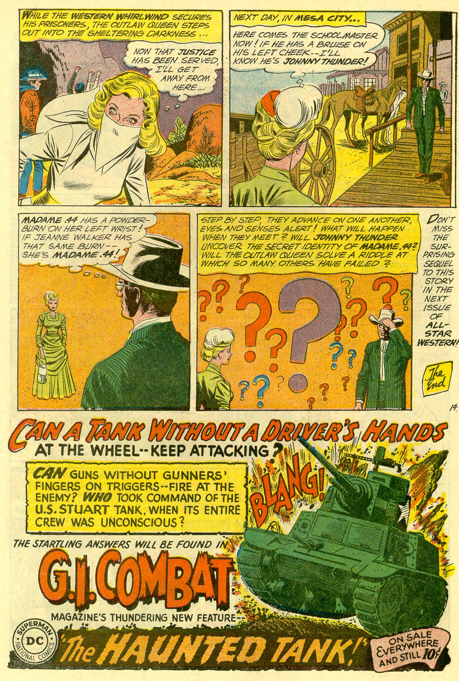 Read online All-Star Western (1951) comic -  Issue #119 - 18