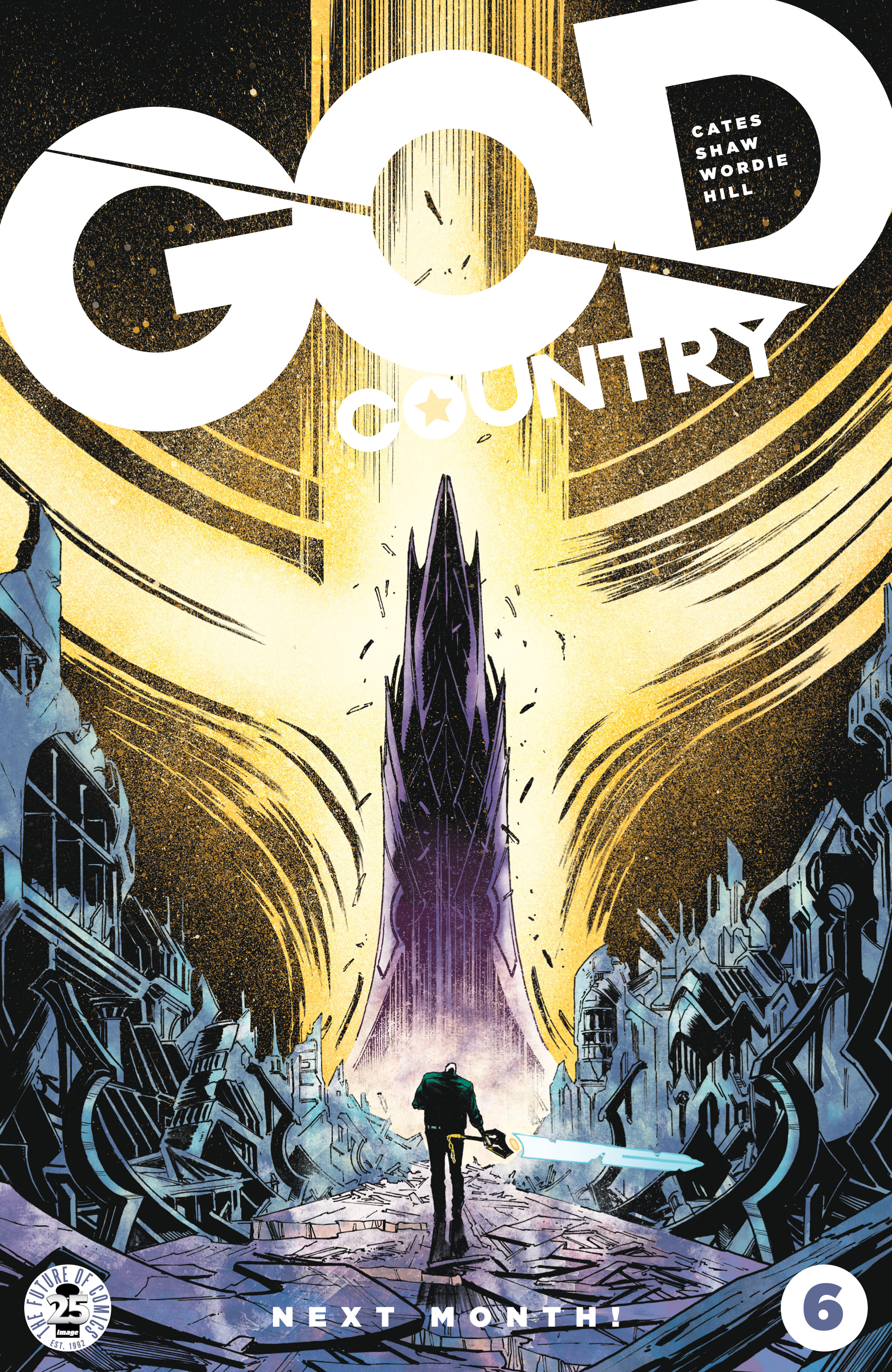 Read online God Country comic -  Issue #5 - 28