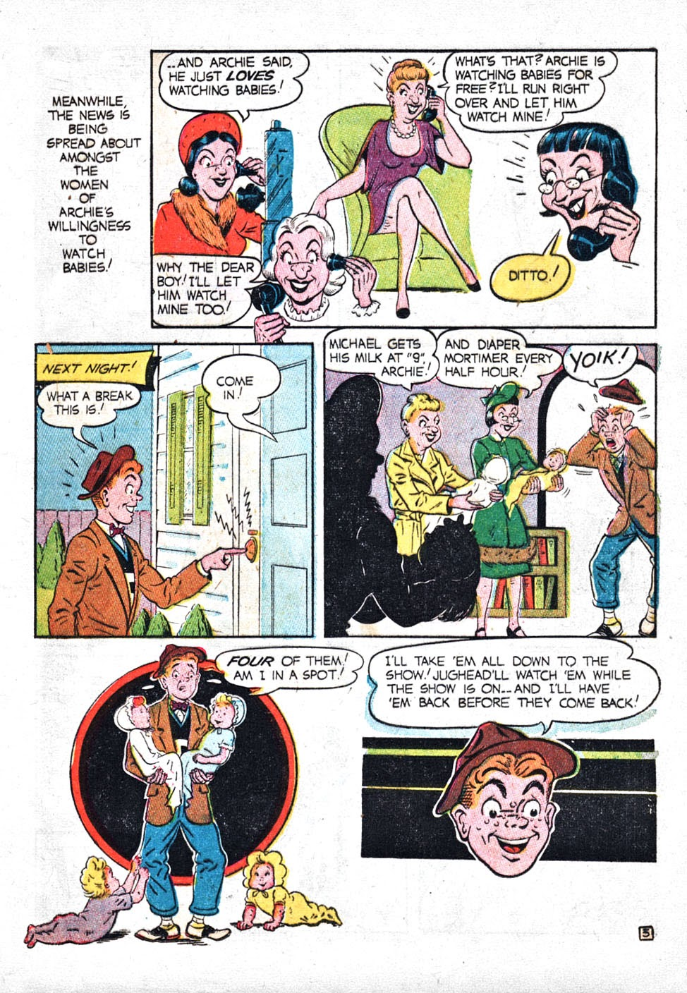 Archie Comics issue 029 - Page 37