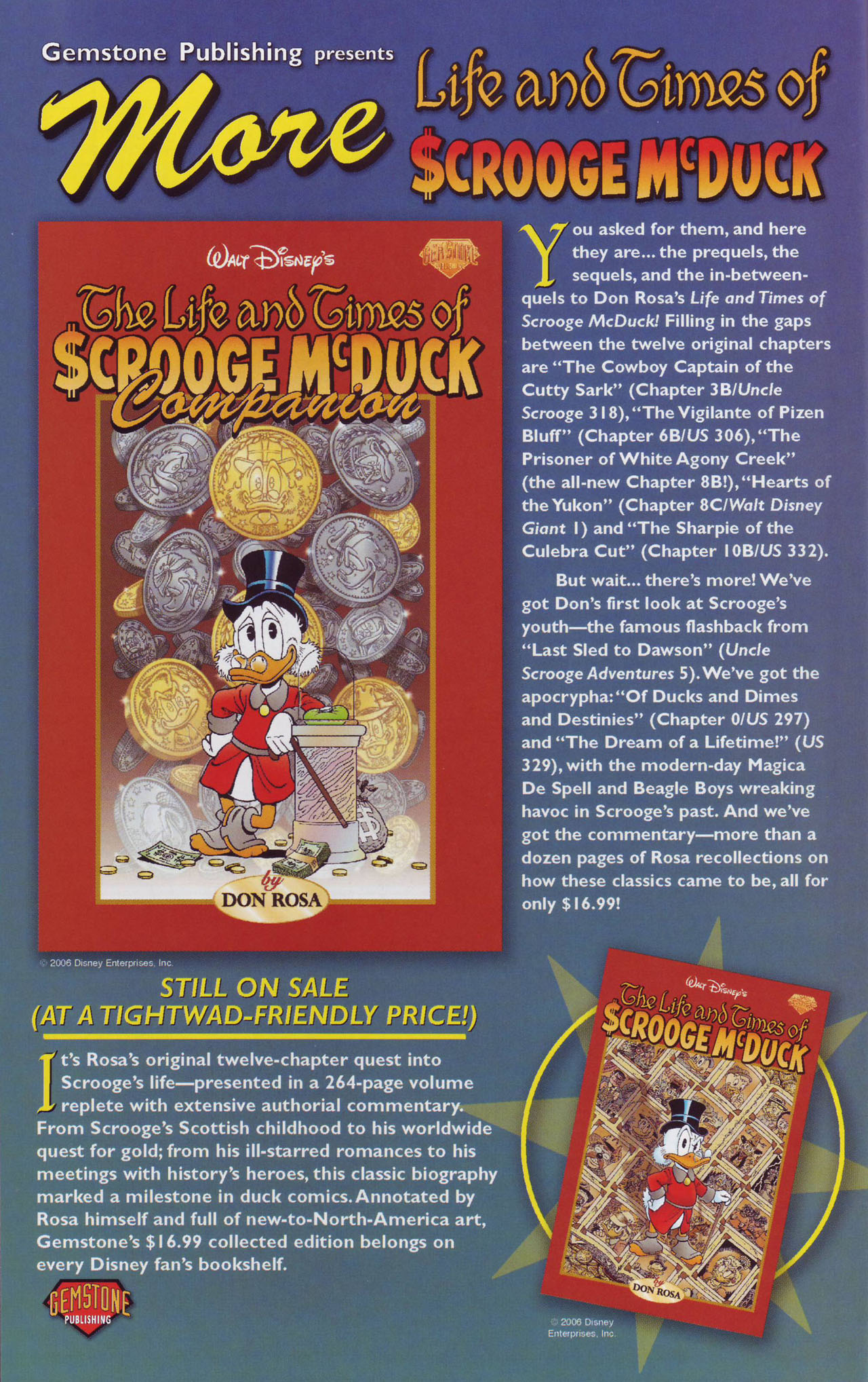Read online Uncle Scrooge (1953) comic -  Issue #357 - 60