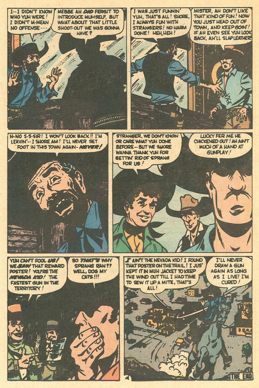 Read online Two-Gun Kid comic -  Issue #97 - 20