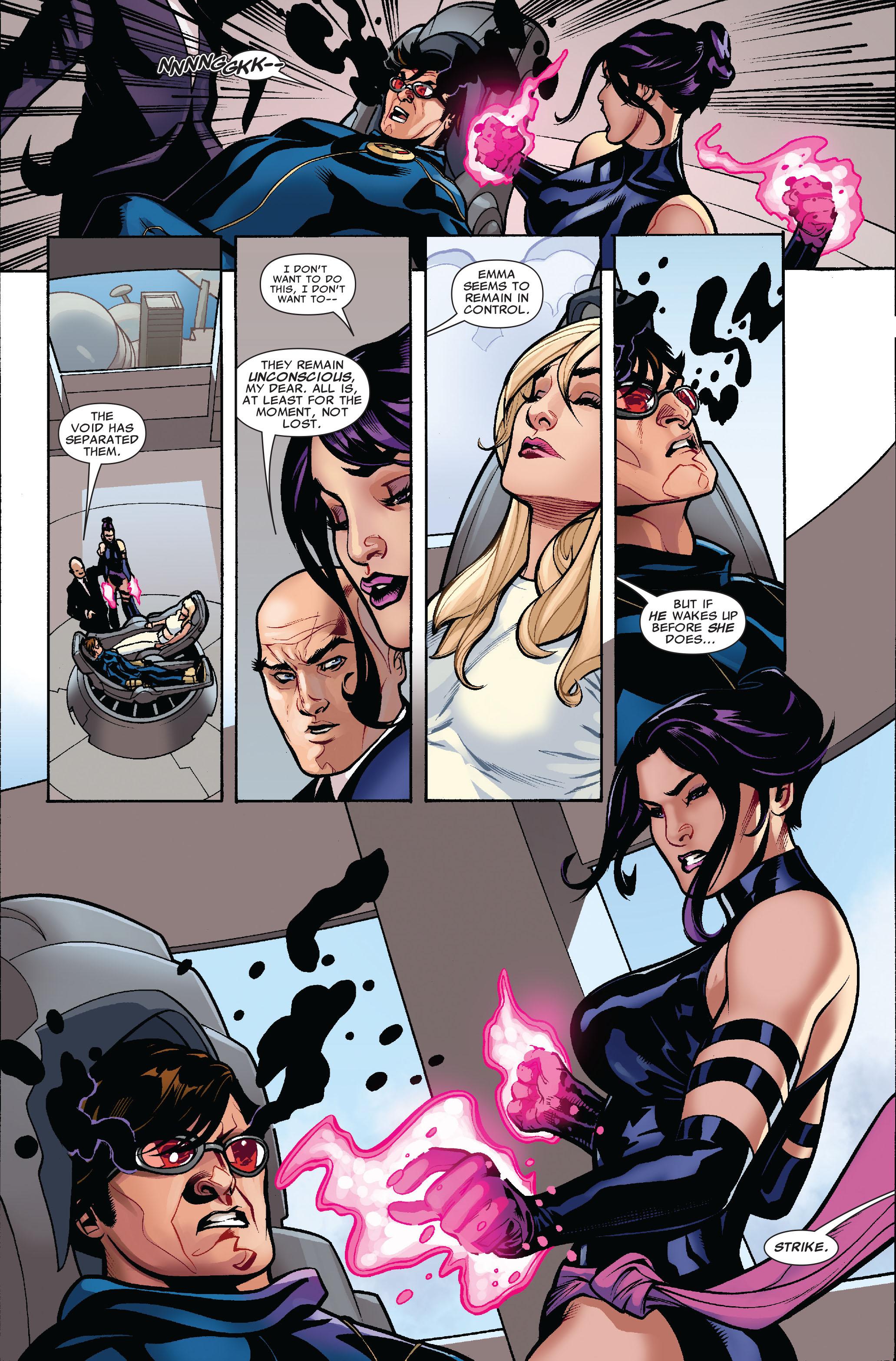 Read online Uncanny X-Men (1963) comic -  Issue #519 - 13