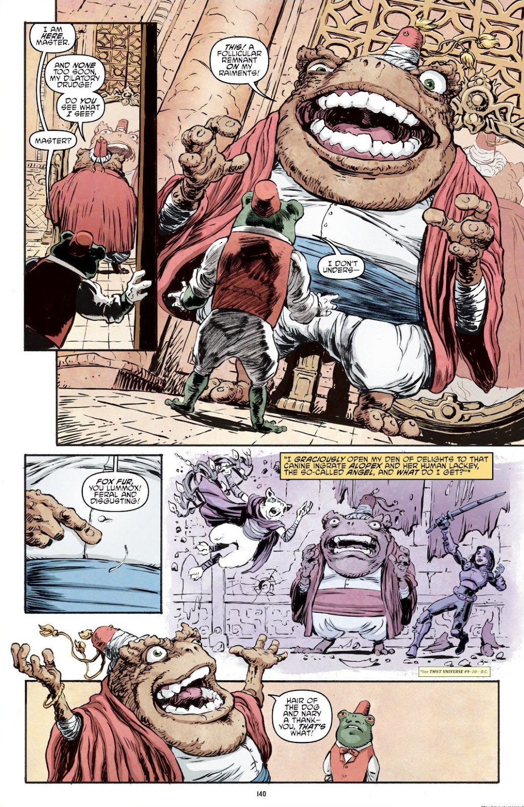 Read online Teenage Mutant Ninja Turtles: The IDW Collection comic -  Issue # TPB 9 (Part 2) - 40