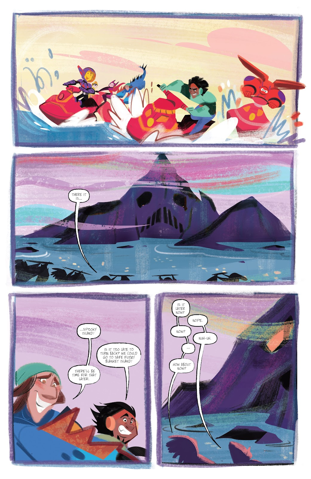 Read online Big Hero 6: The Series comic -  Issue #1 - 14
