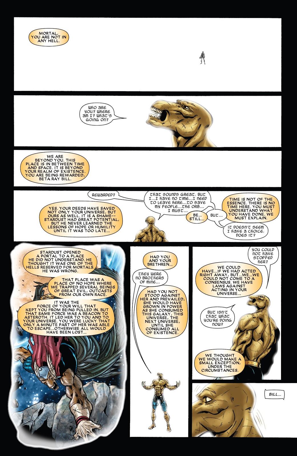 Read online Thor: Ragnaroks comic -  Issue # TPB (Part 4) - 54