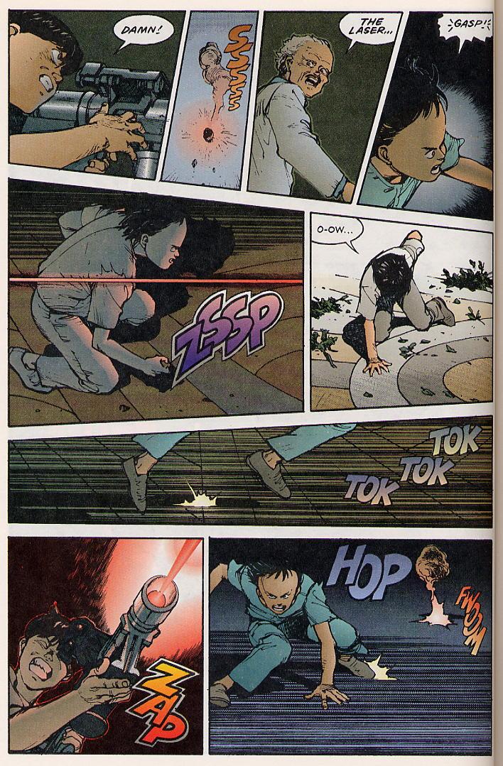 Read online Akira comic -  Issue #8 - 56